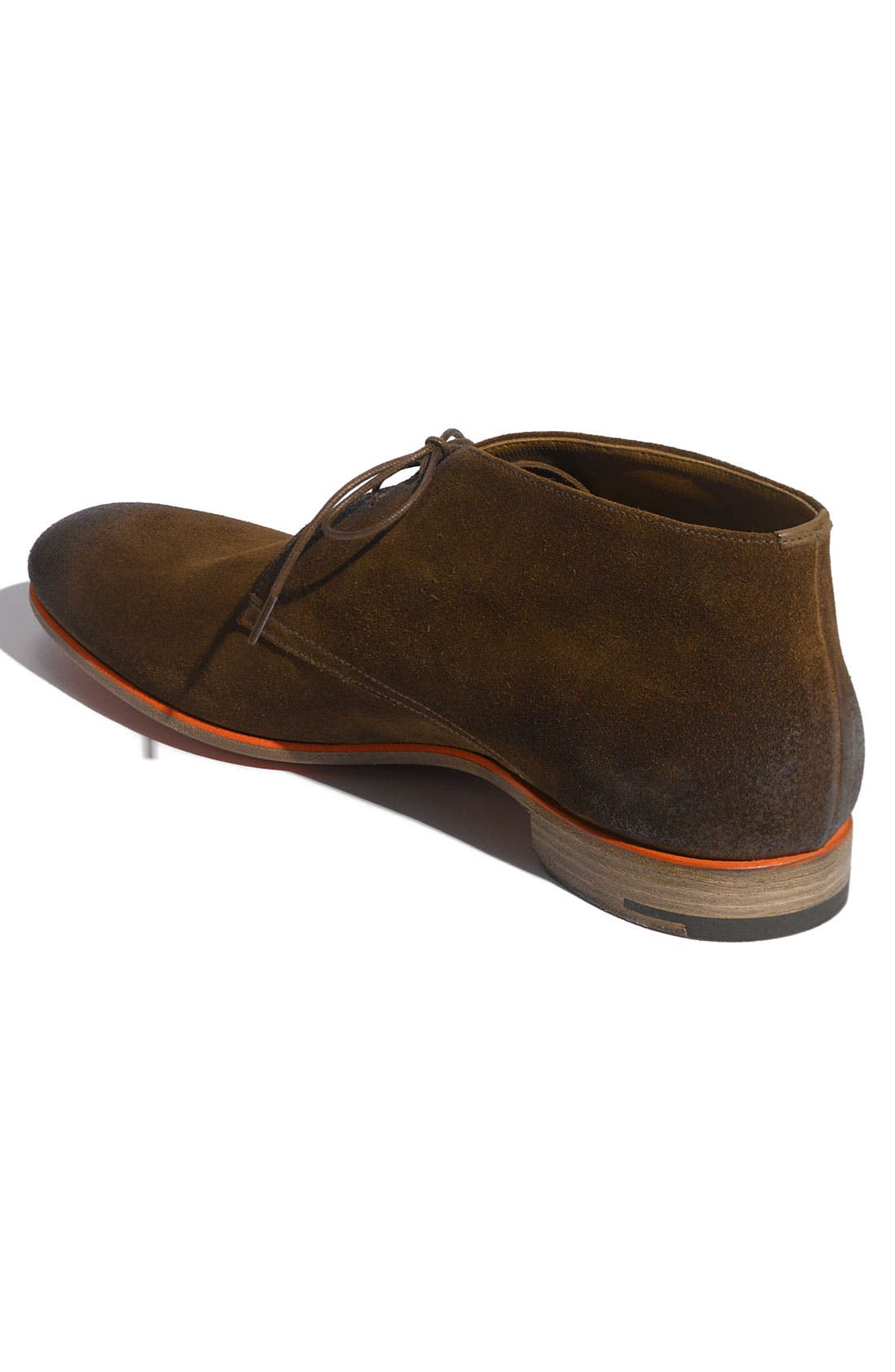 Alternate Image 2  - Prada Plain Toe Chukka
