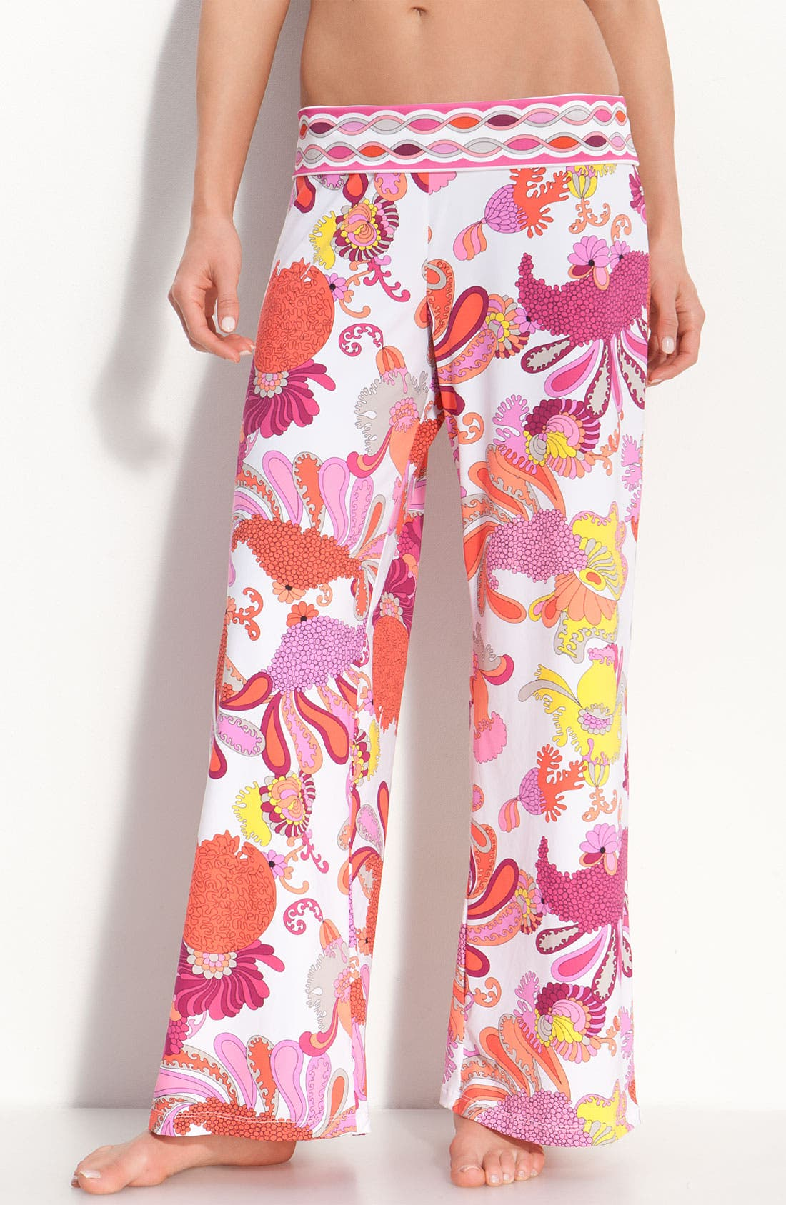 Main Image - Trina Turk 'Caprice' Cover-Up Pants