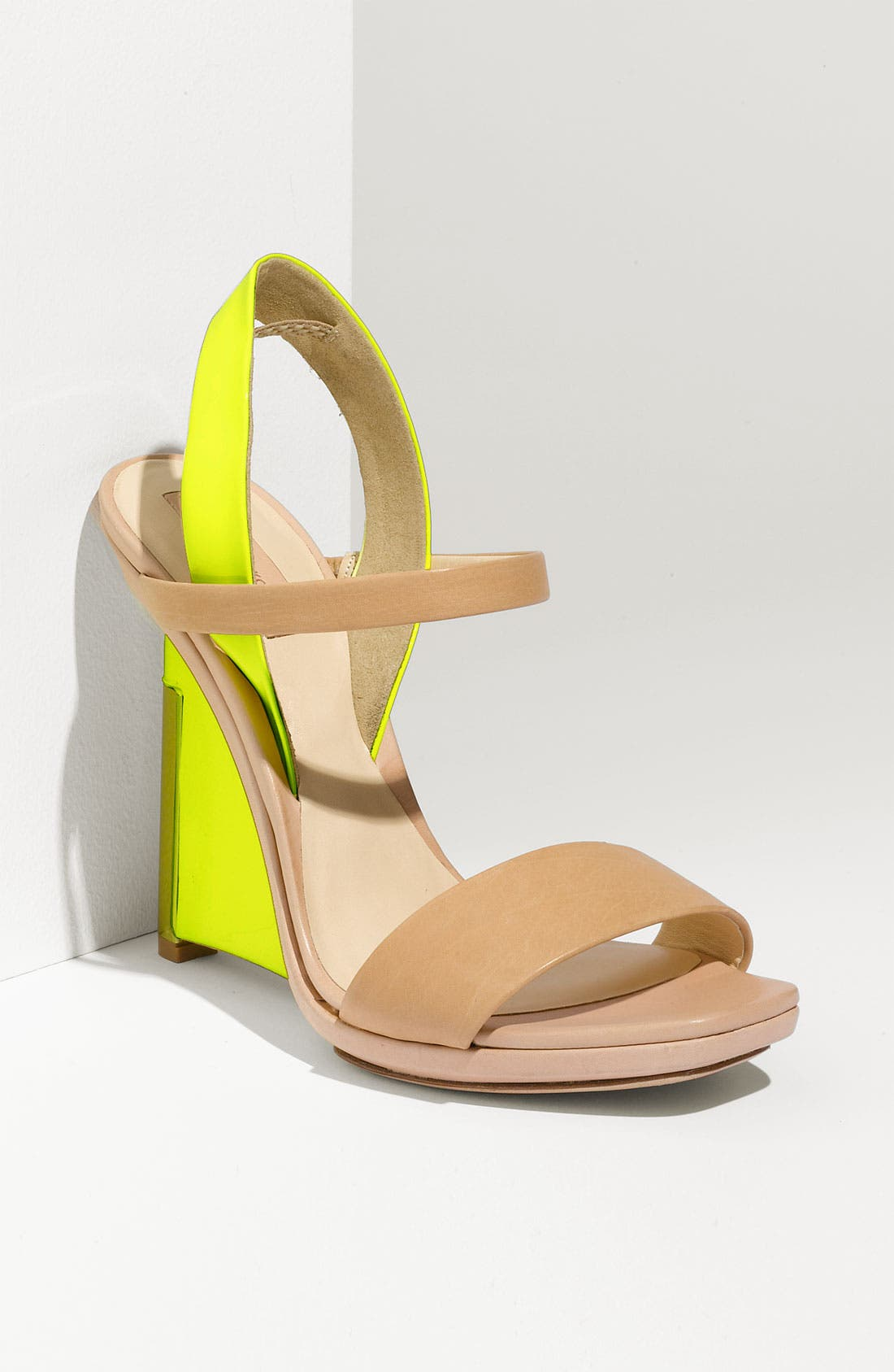 Alternate Image 1 Selected - Reed Krakoff 'Architect' Wedge Sandal