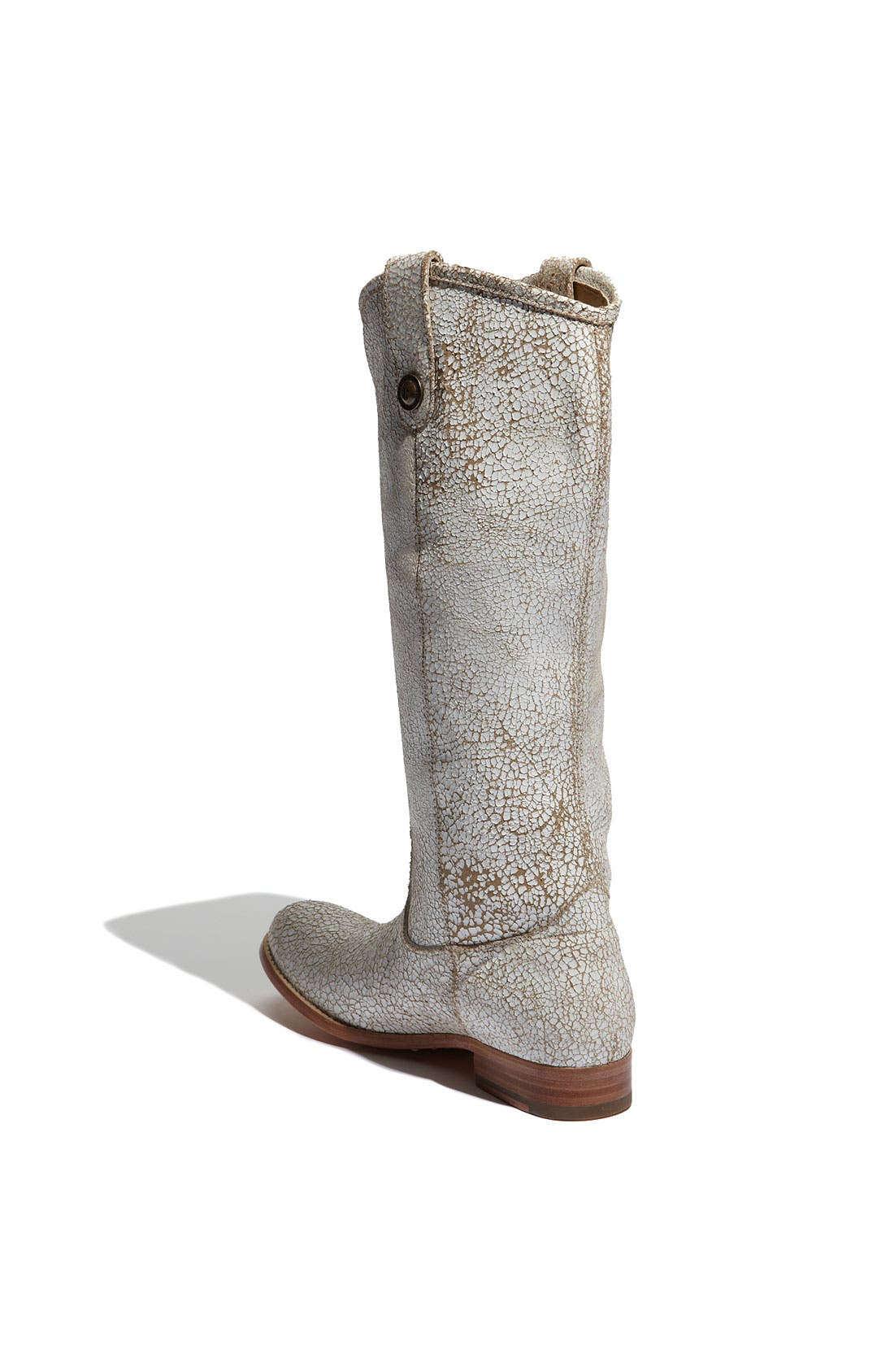 Alternate Image 2  - Frye 'Melissa Button' Crackled Leather Boot