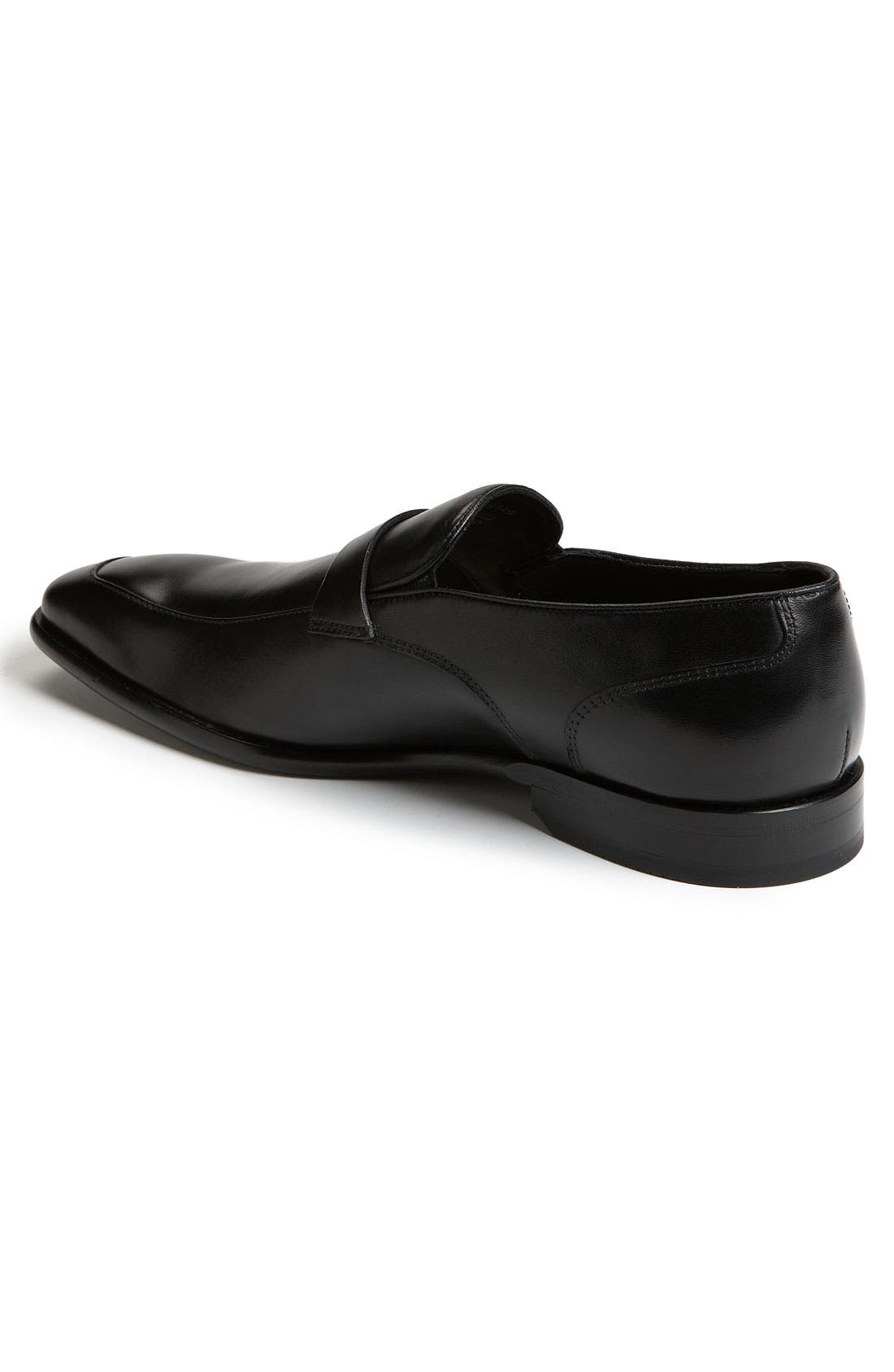 Alternate Image 2  - BOSS HUGO BOSS 'Metero' Loafer (Men)