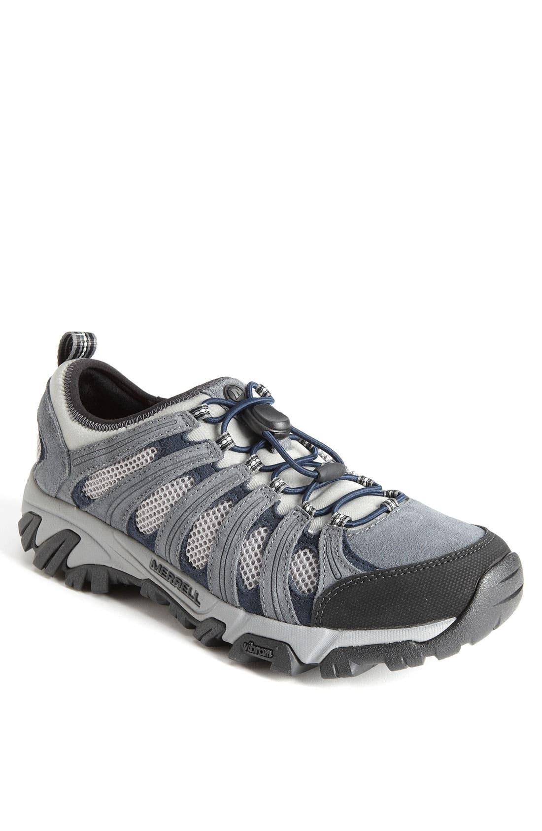 Main Image - Merrell 'Geomorph Maze Stretch' Hiking Shoe (Men)