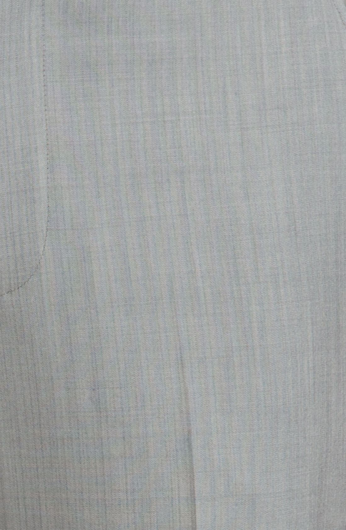 Alternate Image 3  - Calibrate Flat Front Wool Pants