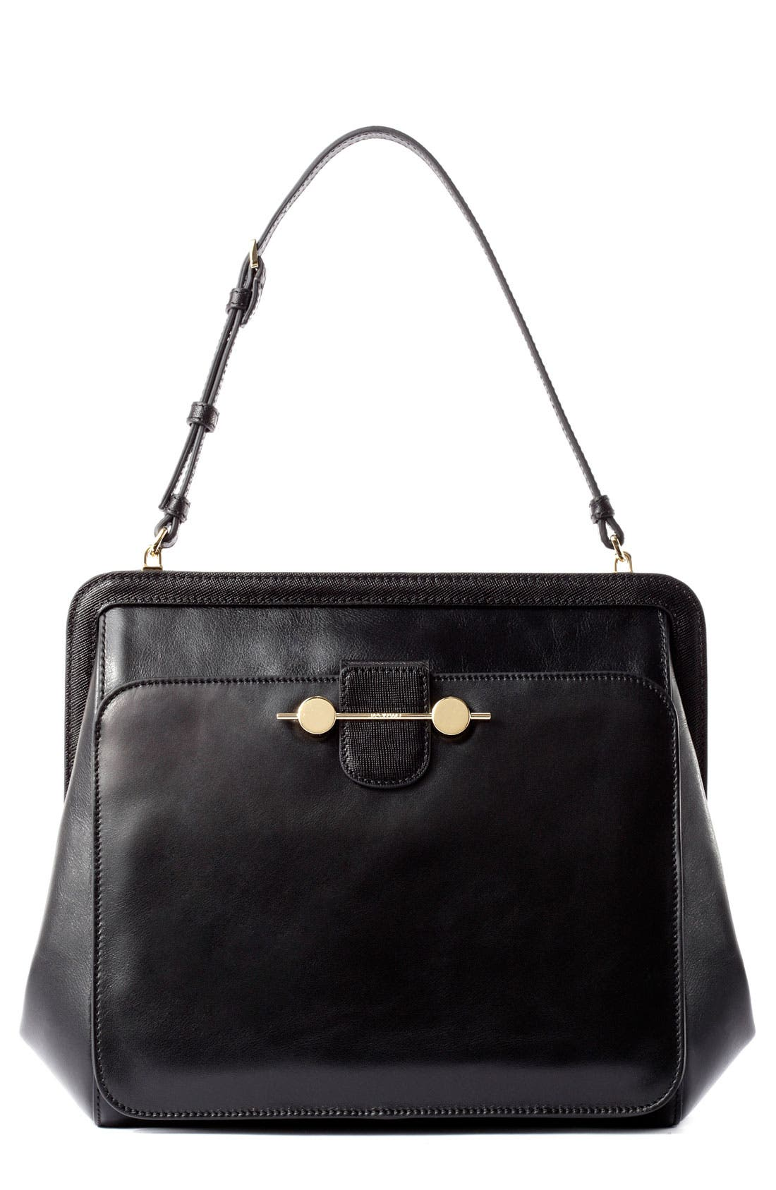Alternate Image 1 Selected - Jason Wu 'Daphne' Leather Satchel