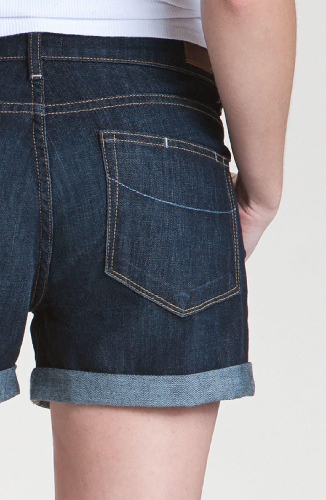 Alternate Image 3  - Paige Denim 'Jimmy Jimmy' Boyfriend Shorts