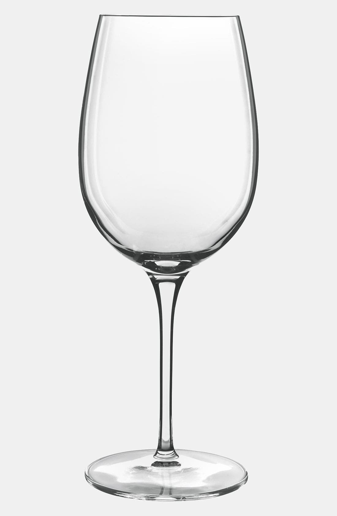 Alternate Image 2  - Luigi Bormioli 'Wine Profiles Juicy Reds' Wine Glasses (Set of 2)