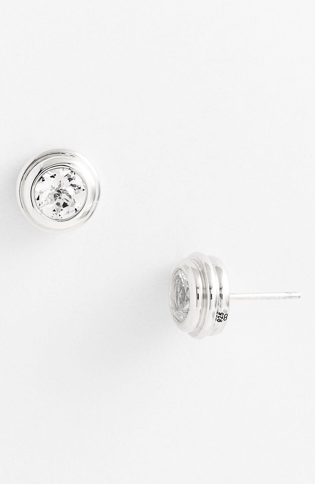 Alternate Image 1 Selected - John Hardy 'Bedeg' Round Stud Earrings
