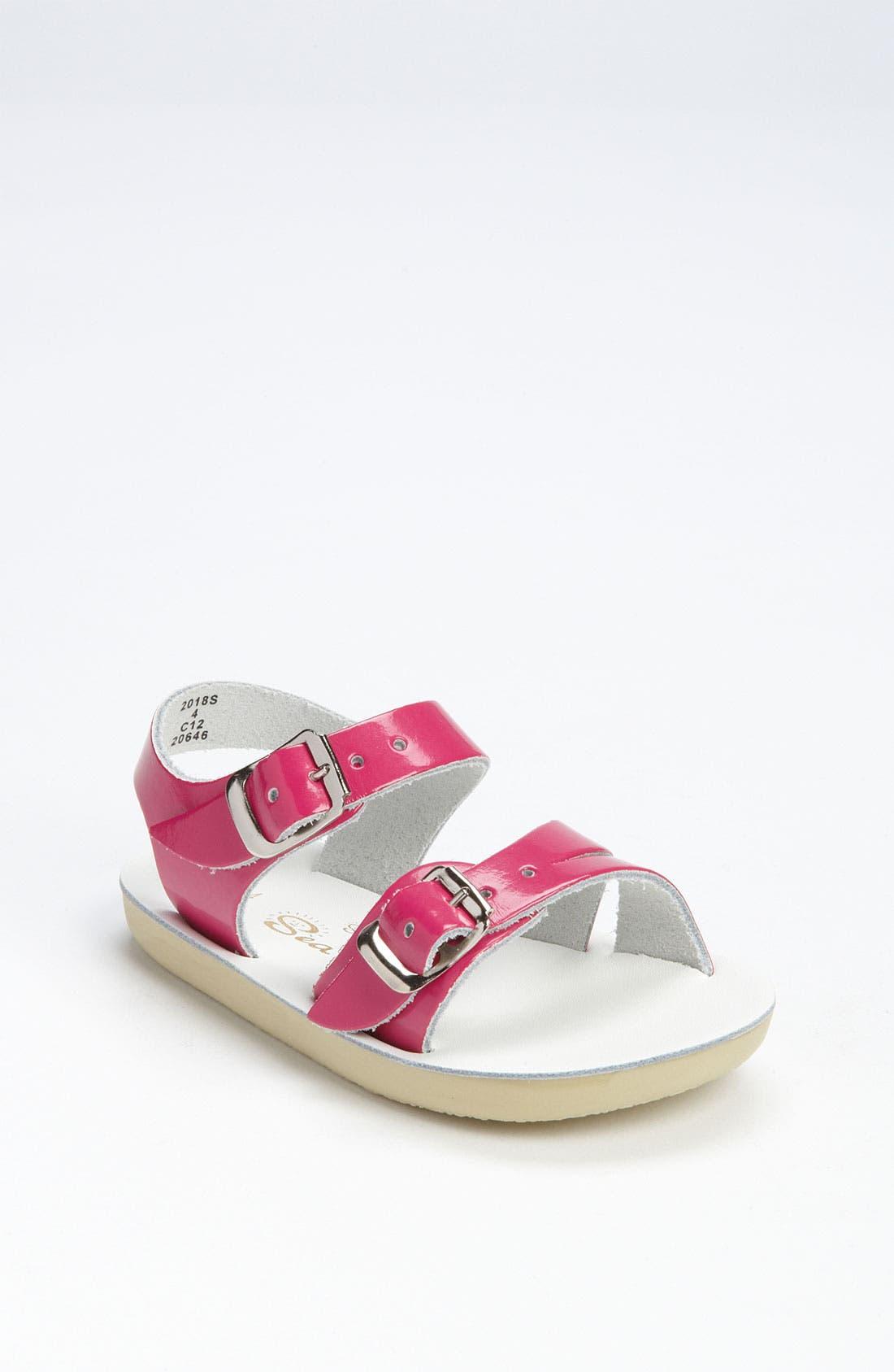 Main Image - Salt Water Sandals by Hoy 'Sea Wee' Sandal (Baby)