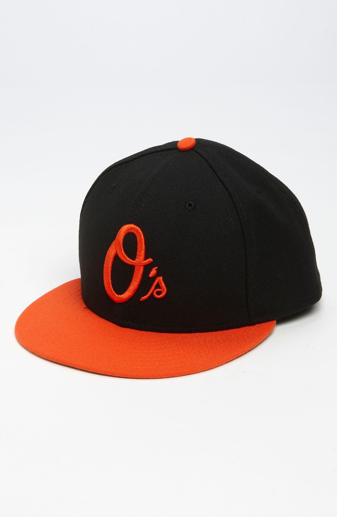 Alternate Image 1 Selected - New Era Cap 'Baltimore Orioles' Baseball Cap