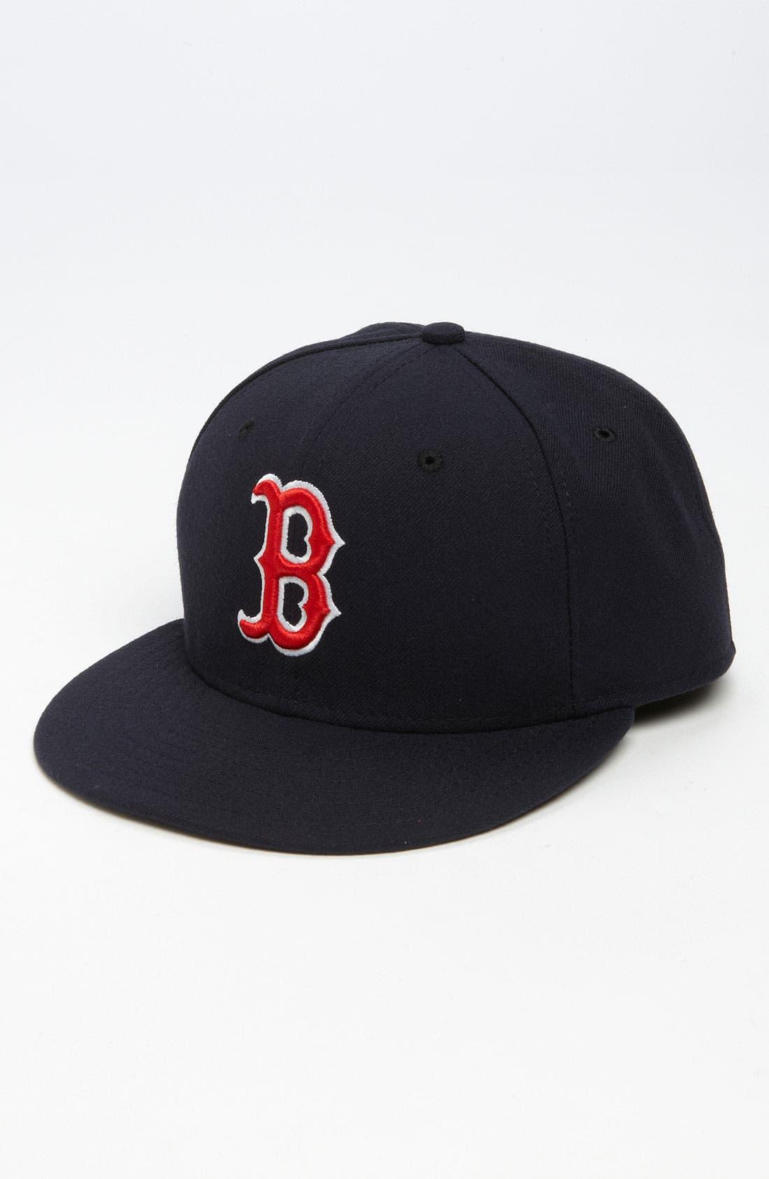 Main Image - New Era Cap 'Boston Red Sox' Baseball Cap