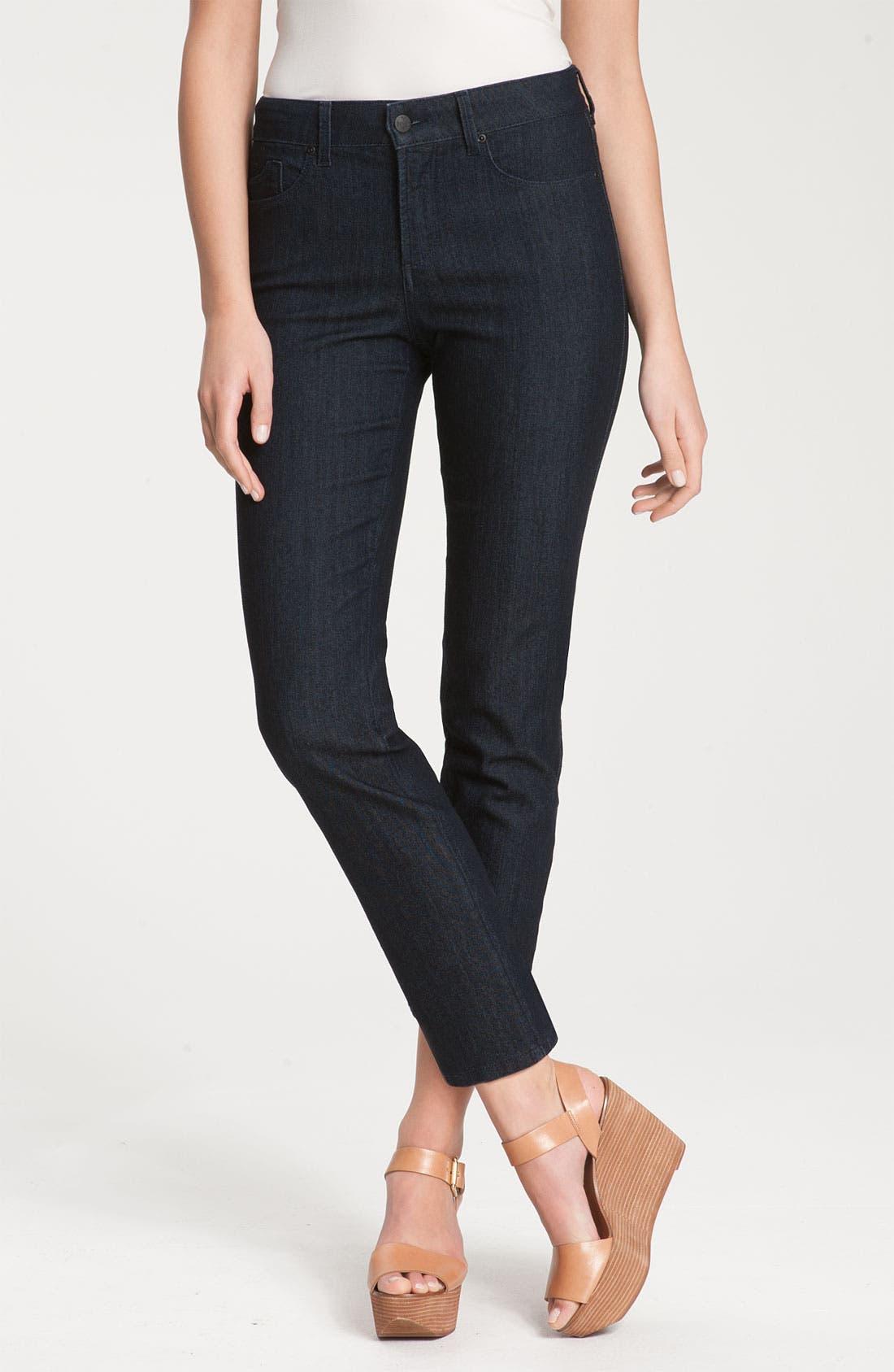 Alternate Image 1 Selected - NYDJ 'Alisha' Skinny Stretch Jeans
