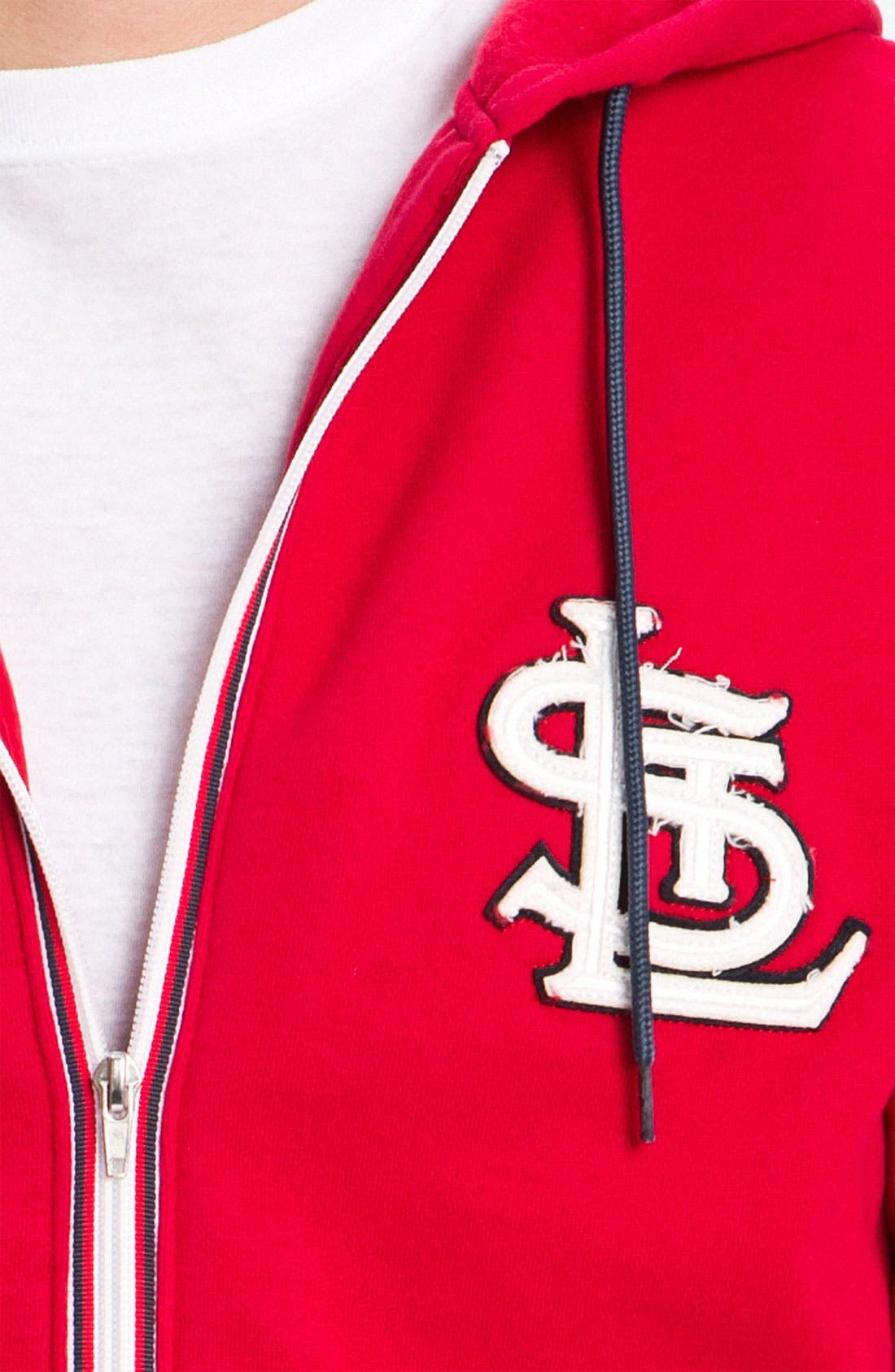 Alternate Image 3  - Wright & Ditson 'St. Louis Cardinals' Hoodie