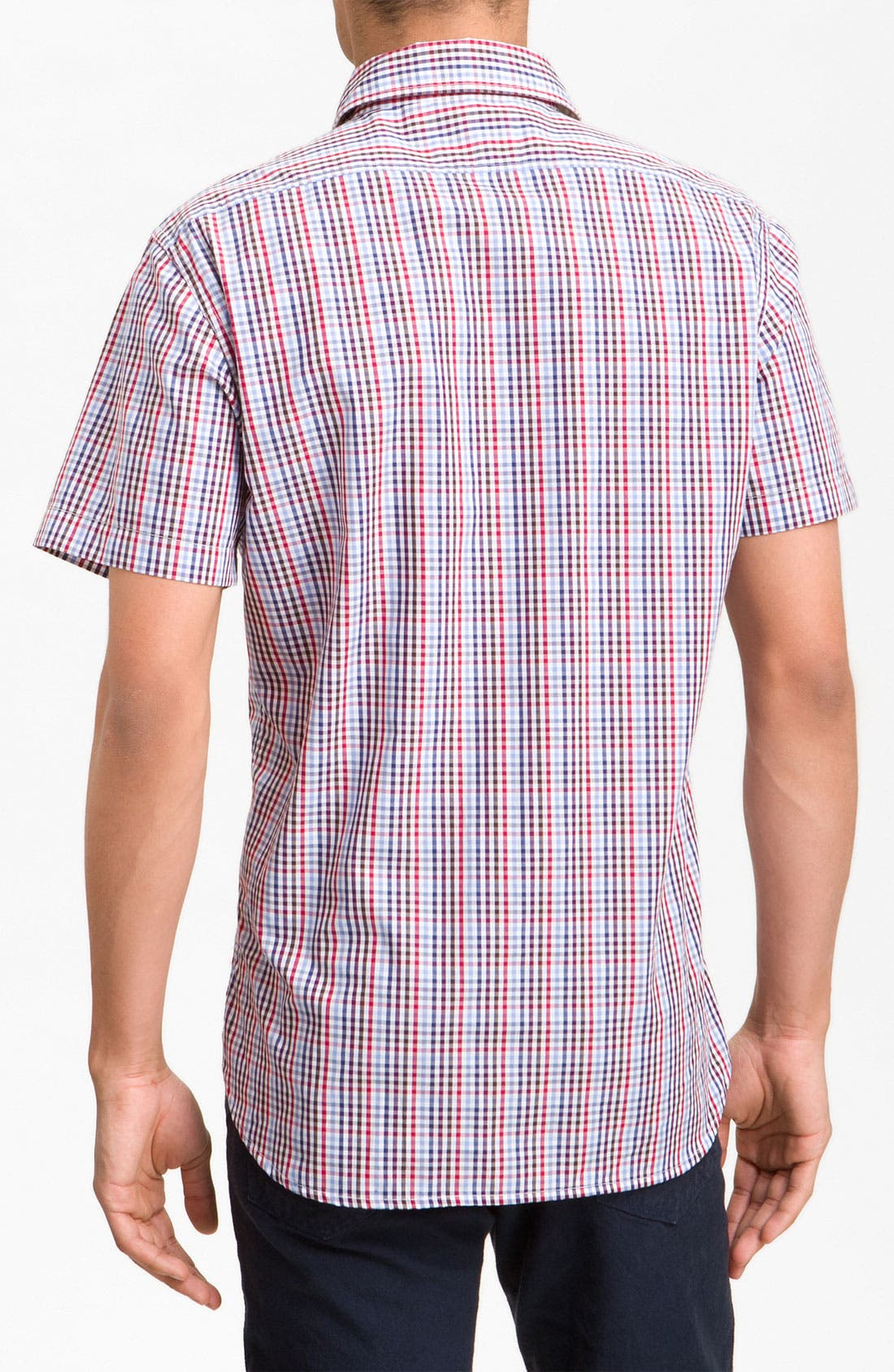 Alternate Image 2  - rag & bone Check Woven Shirt