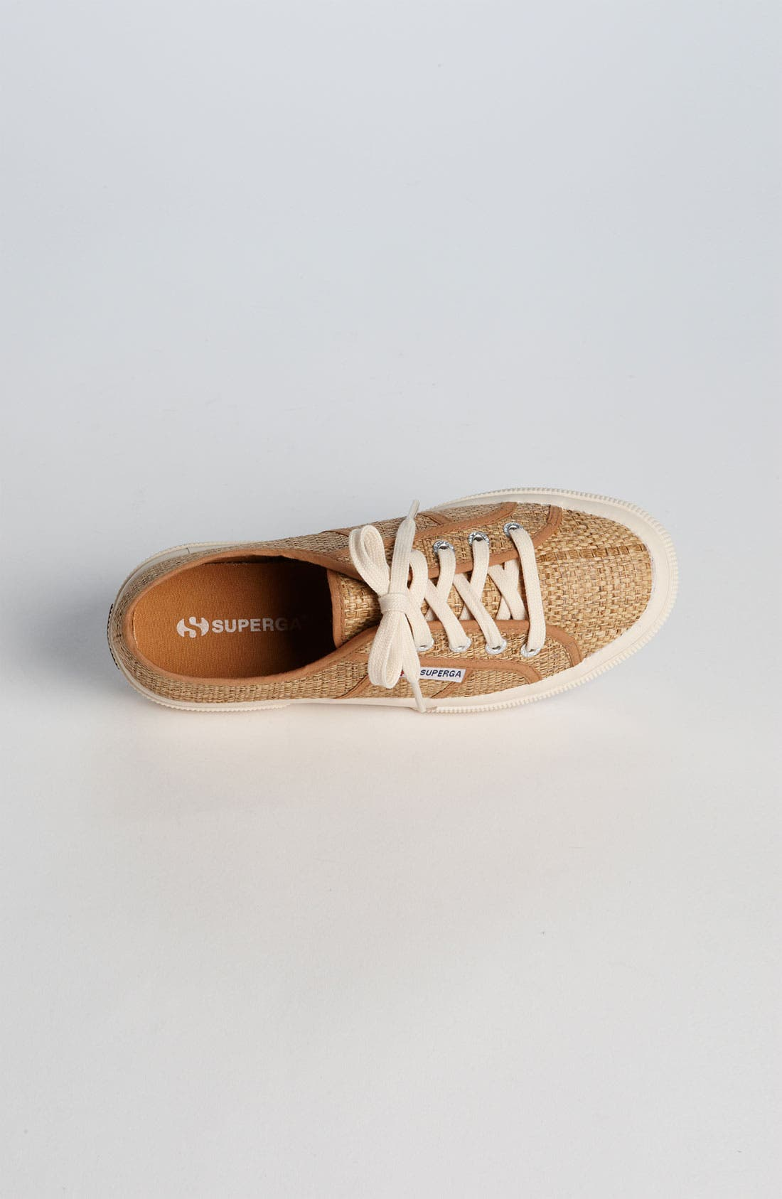 Alternate Image 3  - Superga 'Raffia' Sneaker
