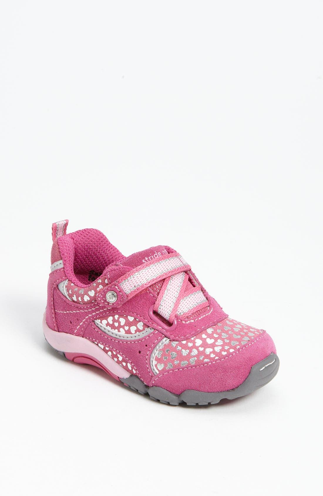 Main Image - Stride Rite 'Misty' Sneaker (Baby, Walker & Toddler)