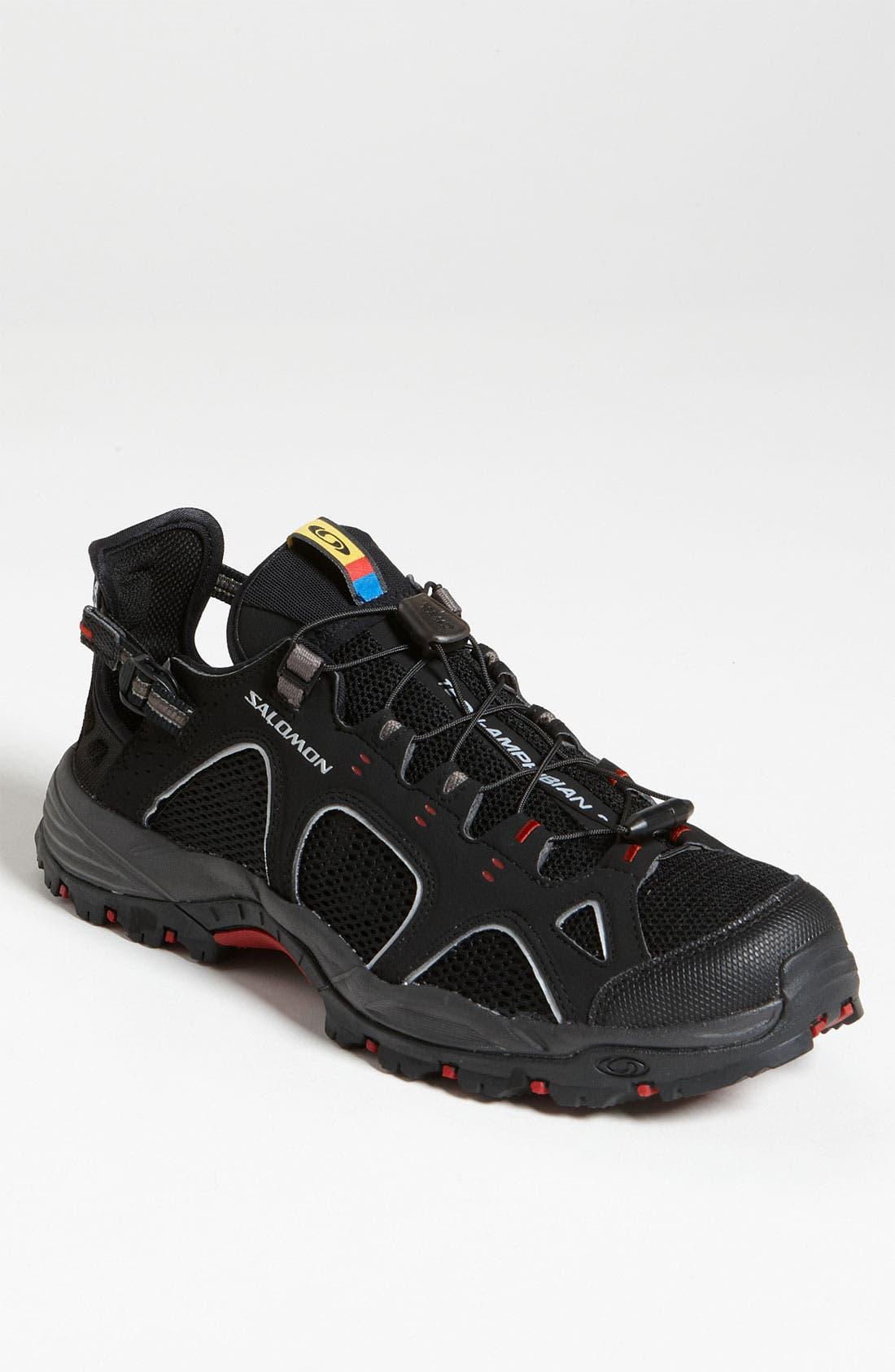 Alternate Image 1 Selected - Salomon 'Techamphibian 3' Hiking Shoe (Men)