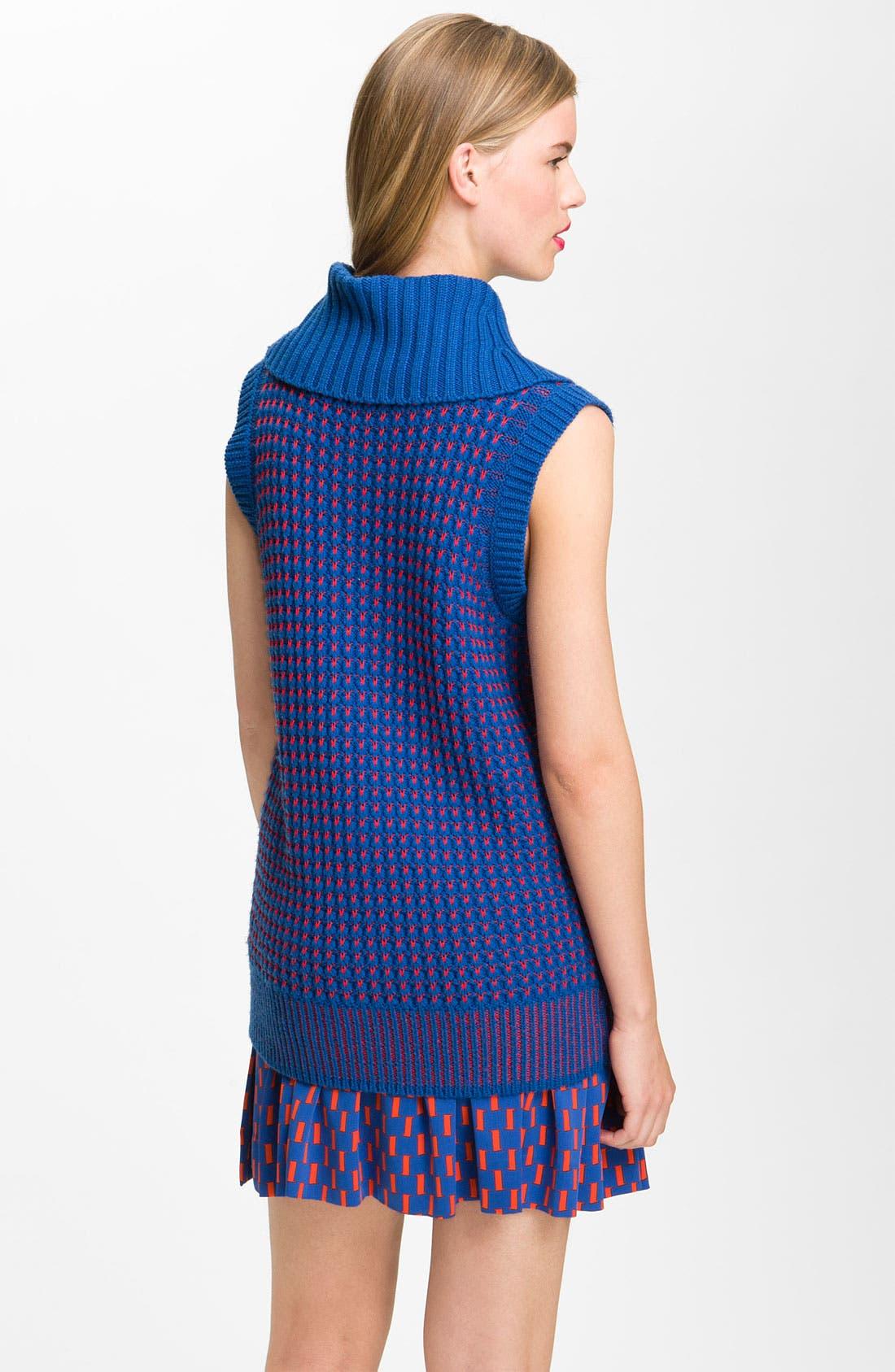 Alternate Image 2  - Diane von Furstenberg 'Bede' Cowl Neck Sweater