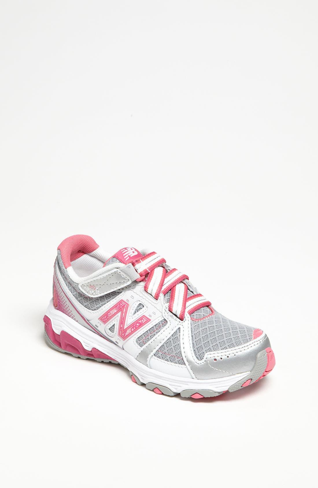 Alternate Image 1 Selected - New Balance '689' Running Shoe (Baby, Walker, Toddler, Little Kid & Big Kid)