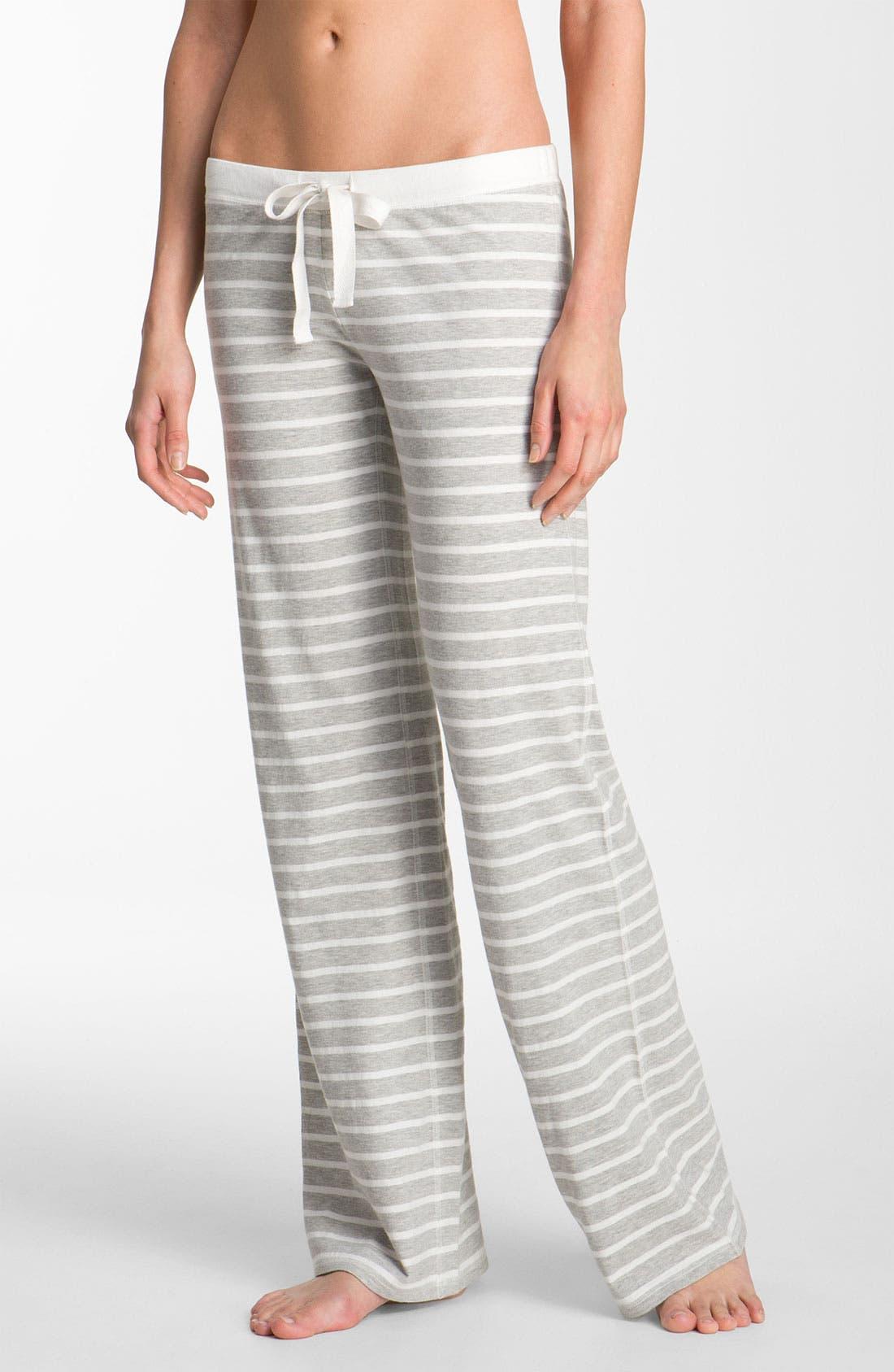 Alternate Image 1 Selected - Make + Model 'Sleepy Time' Lounge Pants