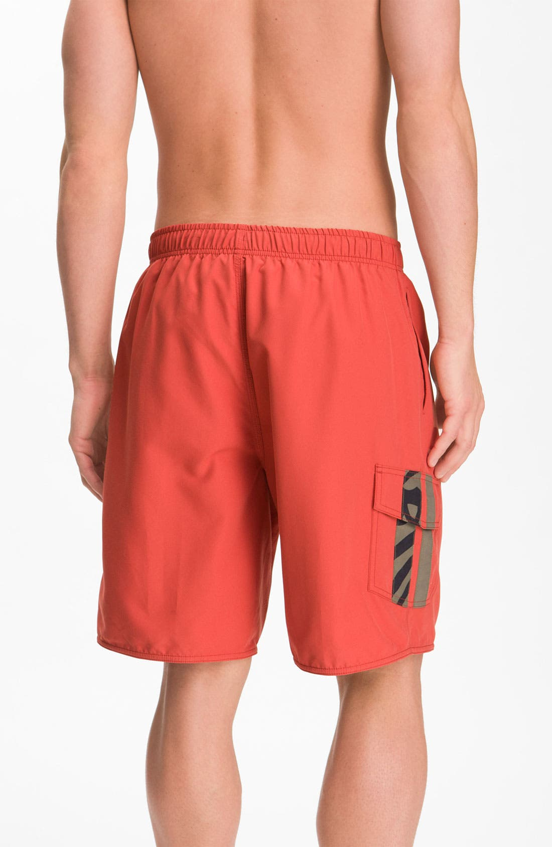 Alternate Image 3  - Quiksilver Waterman Collection 'Avalanche' Swim Trunks