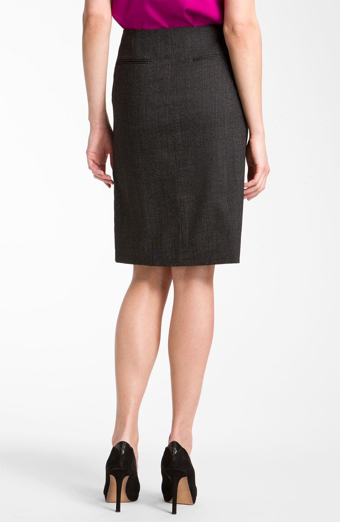 Alternate Image 2  - Theory 'Cegilia - Copenhagen' Pencil Skirt