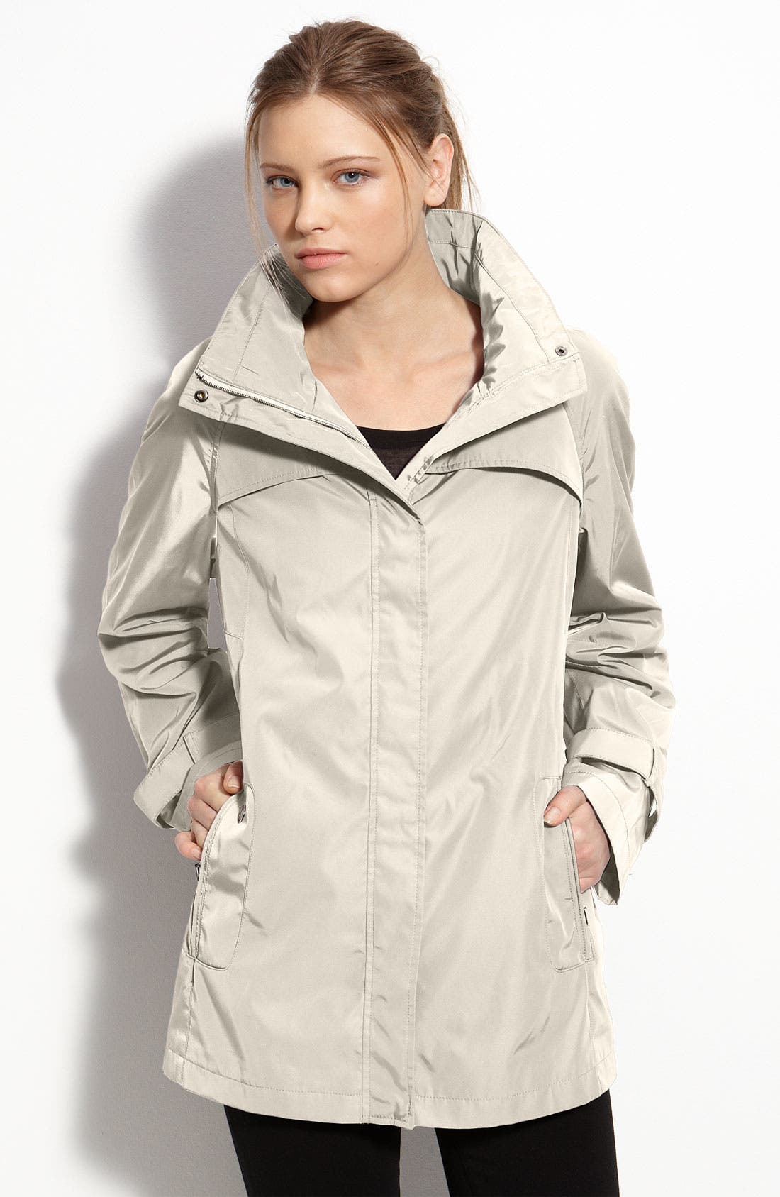 Alternate Image 1 Selected - Platinum Utex Weatherproof Jacket