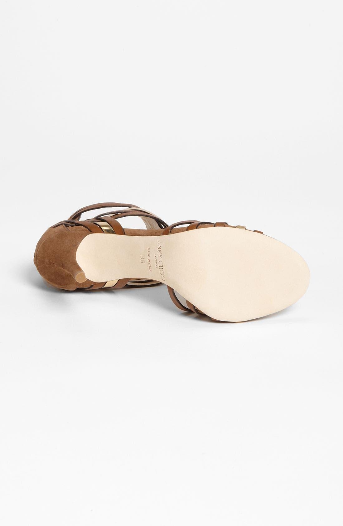 Alternate Image 4  - Jimmy Choo 'Margy' Sandal