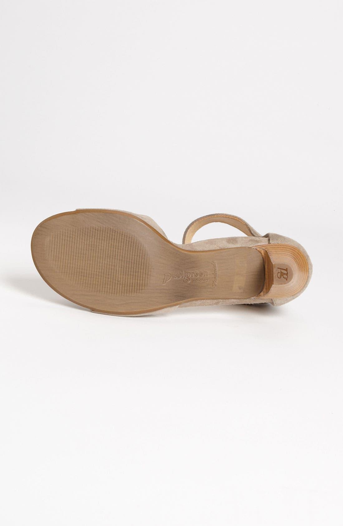 Alternate Image 4  - Paul Green 'Maya' Sandal