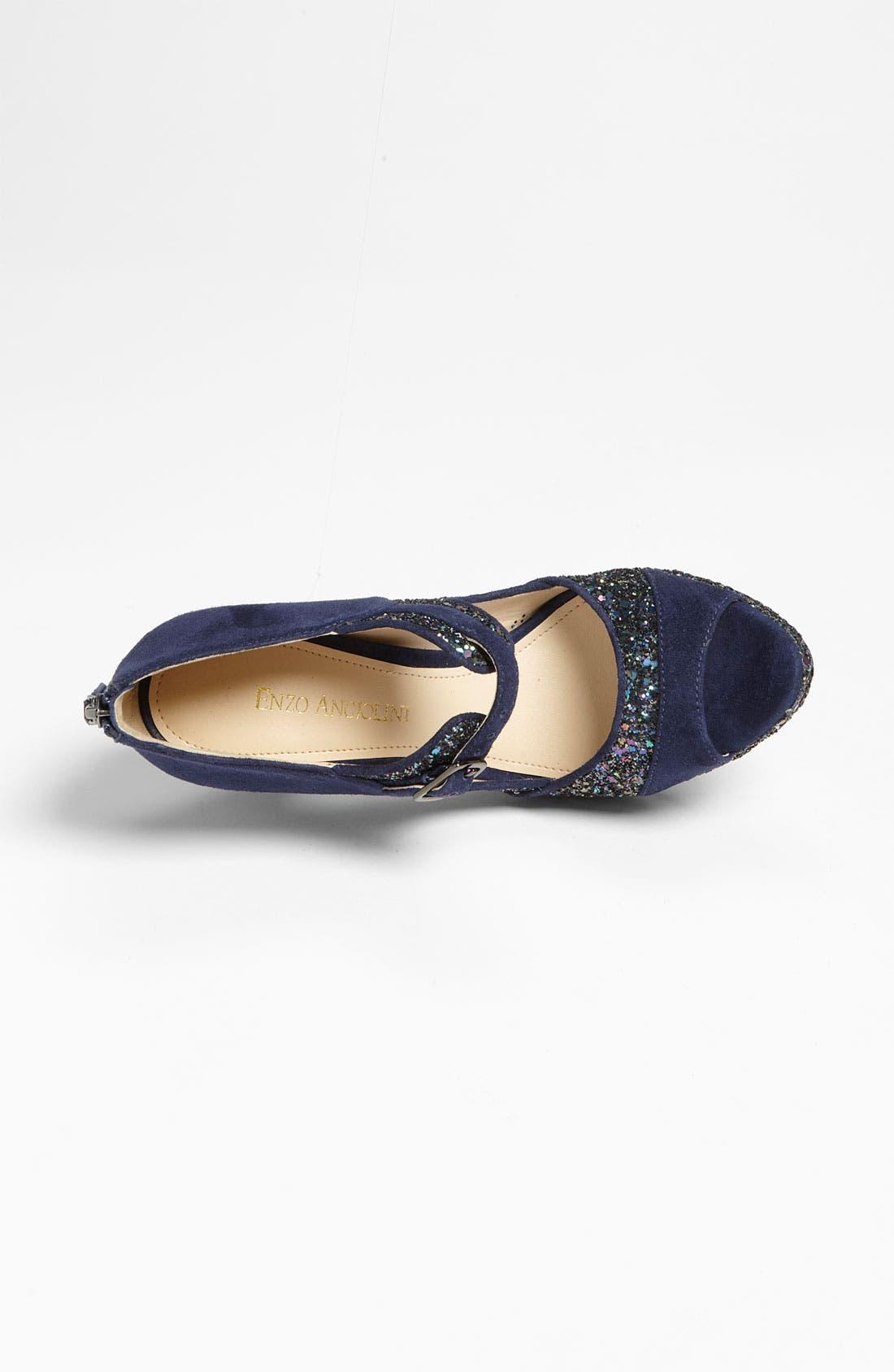 Alternate Image 3  - Enzo Angiolini 'Sling'  Open Toe Sandal