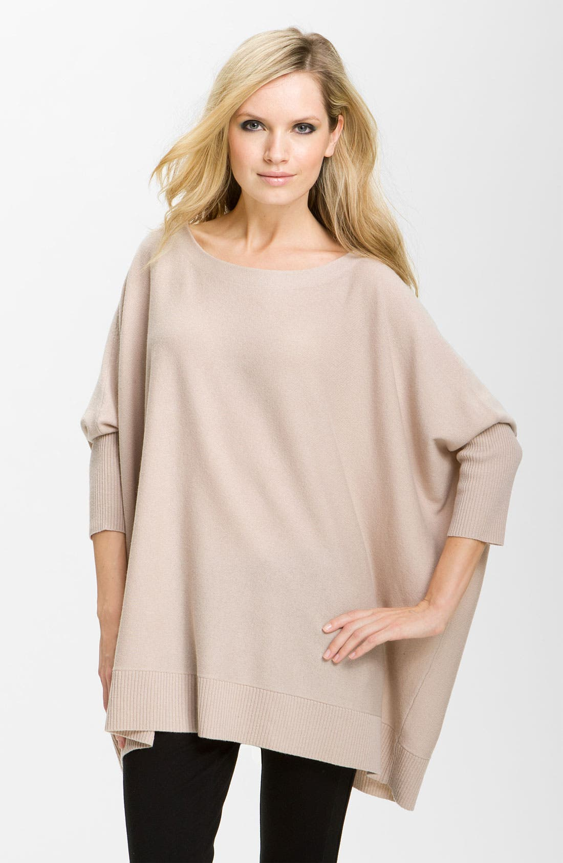 Main Image - Diane von Furstenberg 'Ahiga Bis' Oversized Dolman Sweater