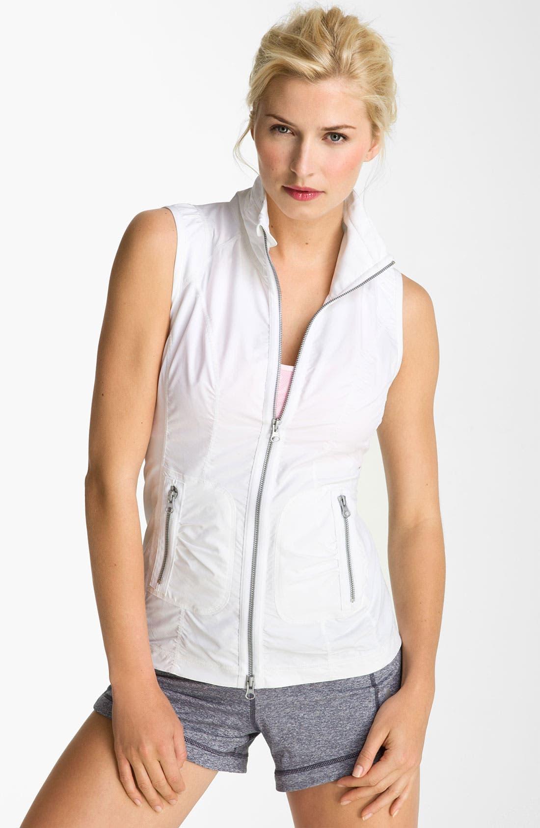 Alternate Image 1 Selected - Zella 'Move' Vest