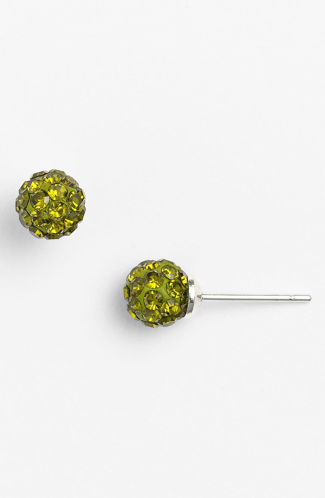 Alternate Image 1 Selected - Rachel Pavé Stud Earrings
