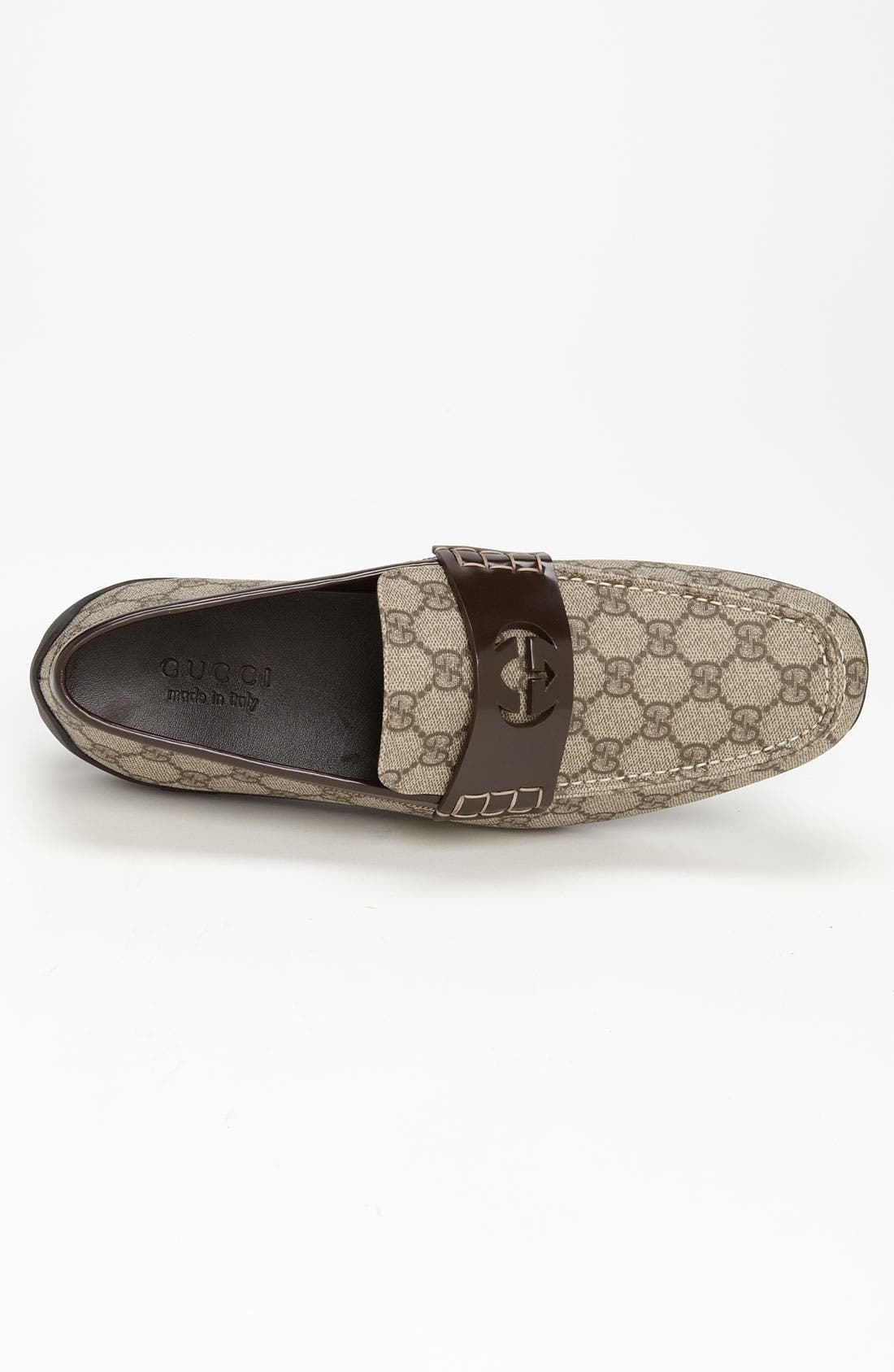 Alternate Image 3  - Gucci 'Silverstone' Driving Shoe