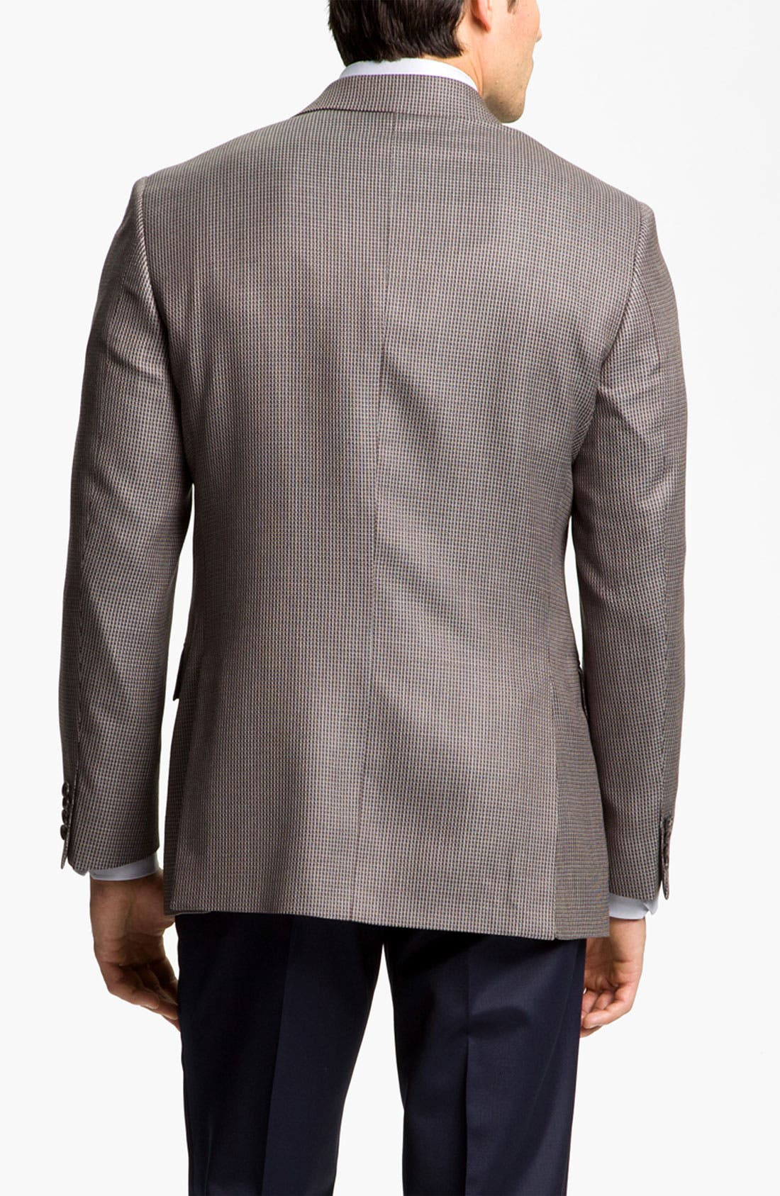 Alternate Image 2  - Joseph Abboud 'Signature Silver' Sportcoat