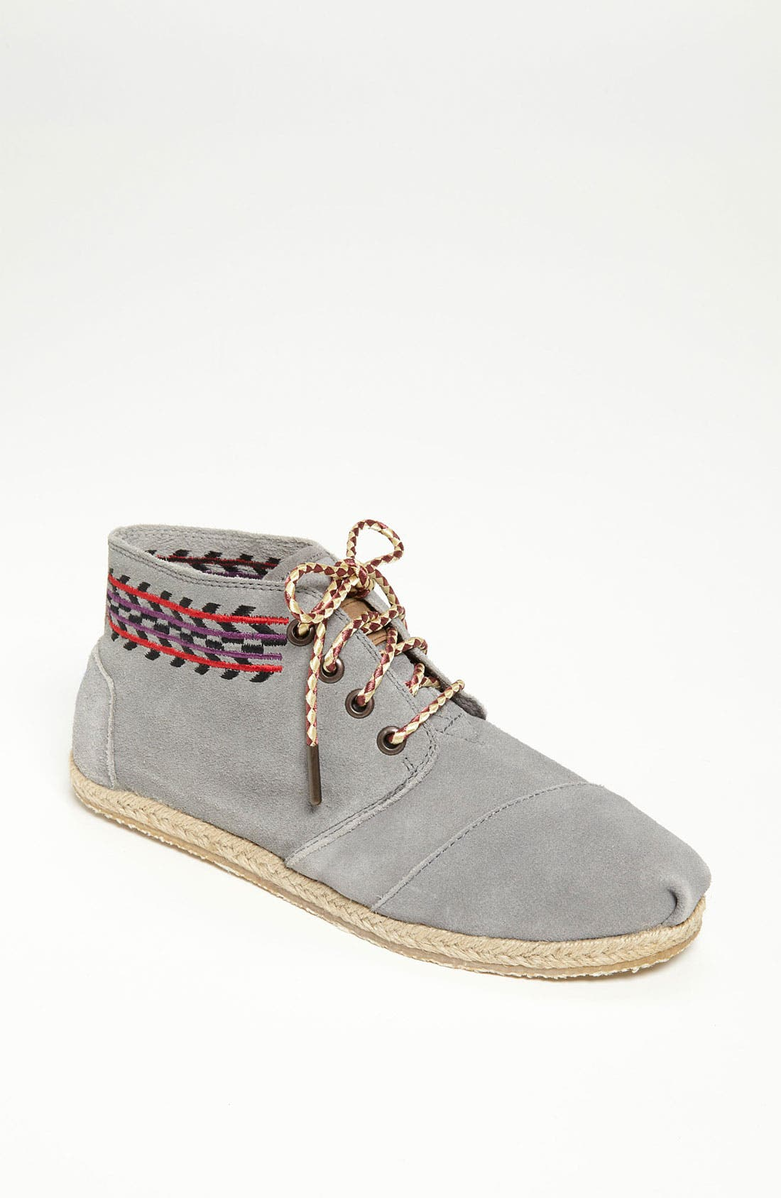 Alternate Image 1 Selected - TOMS 'Botas Desert - Alarco' Chukka Boot (Women)