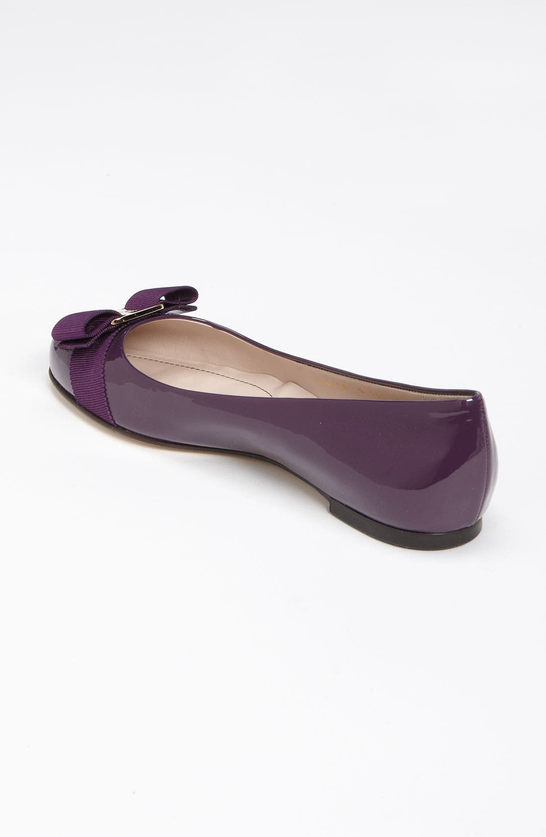 Alternate Image 2  - Salvatore Ferragamo 'Varina' Bow Flat