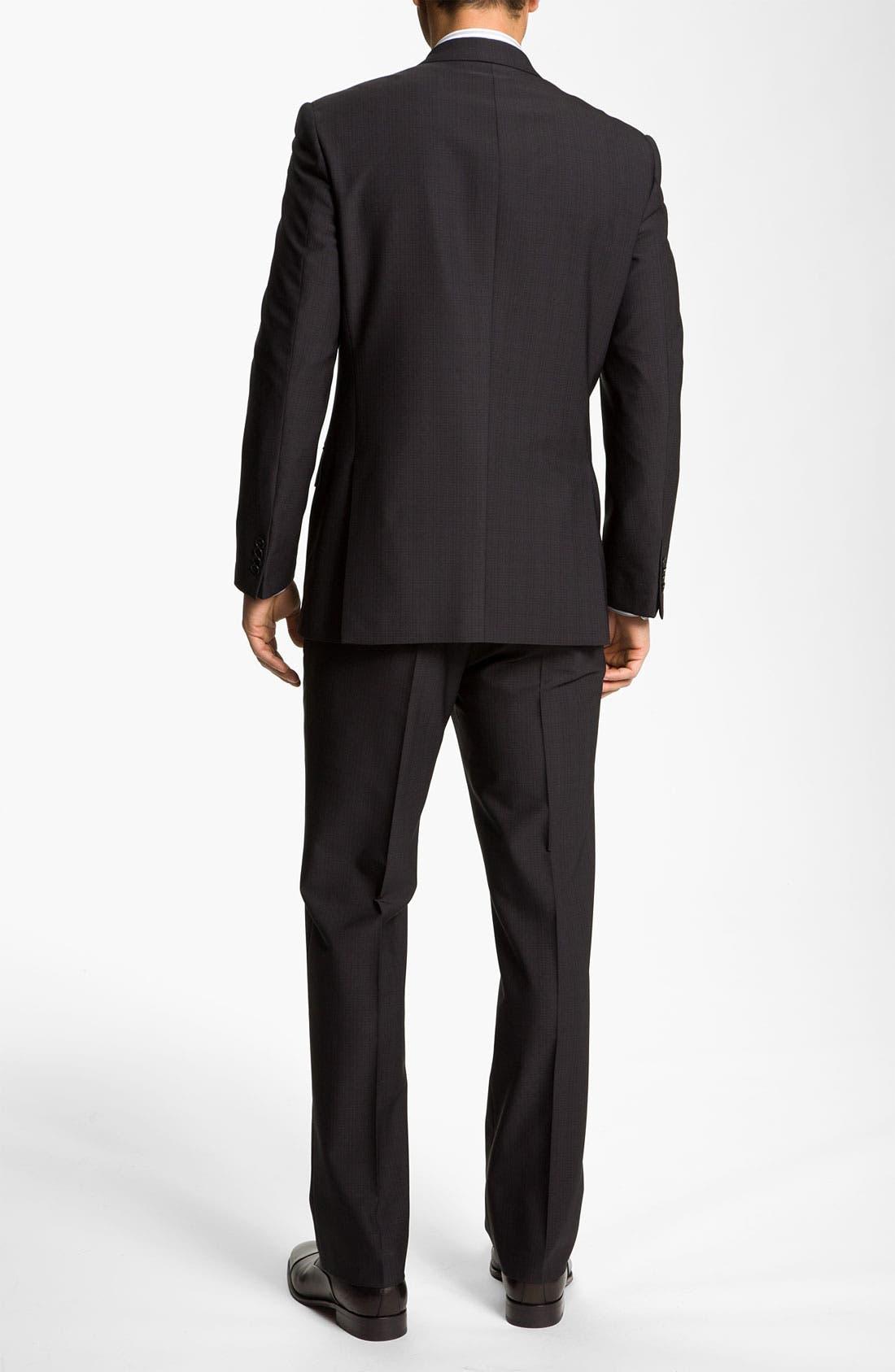 Alternate Image 3  - John Varvatos Star USA 'Bedford' Suit