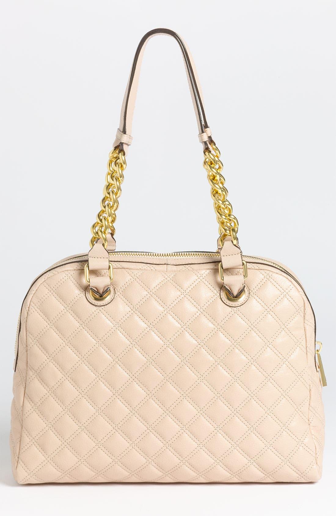 Alternate Image 4  - MARC JACOBS 'Karlie' Leather Shoulder Bag