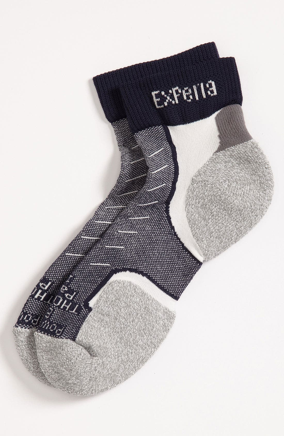 Alternate Image 1 Selected - Thorlo 'Experia' Mini Crew Socks