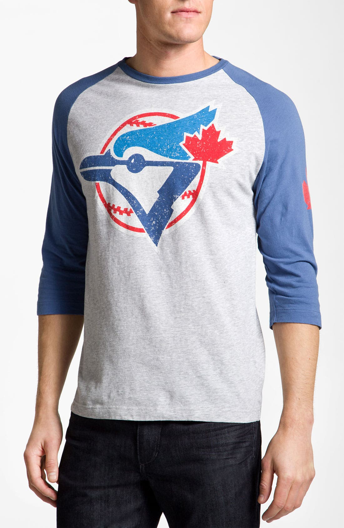 Alternate Image 1 Selected - Wright & Ditson 'Toronto Blue Jays' Baseball T-Shirt