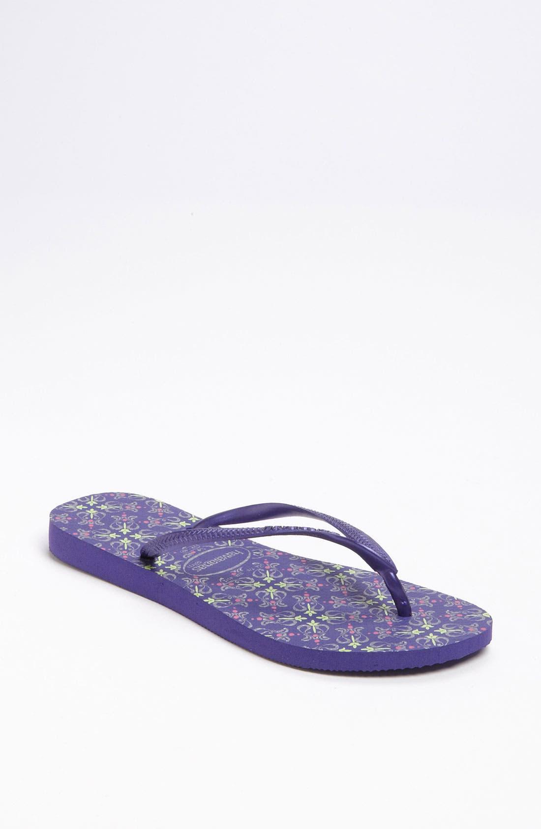 Main Image - Havaianas 'Slim Trendy' Flip Flop (Women)