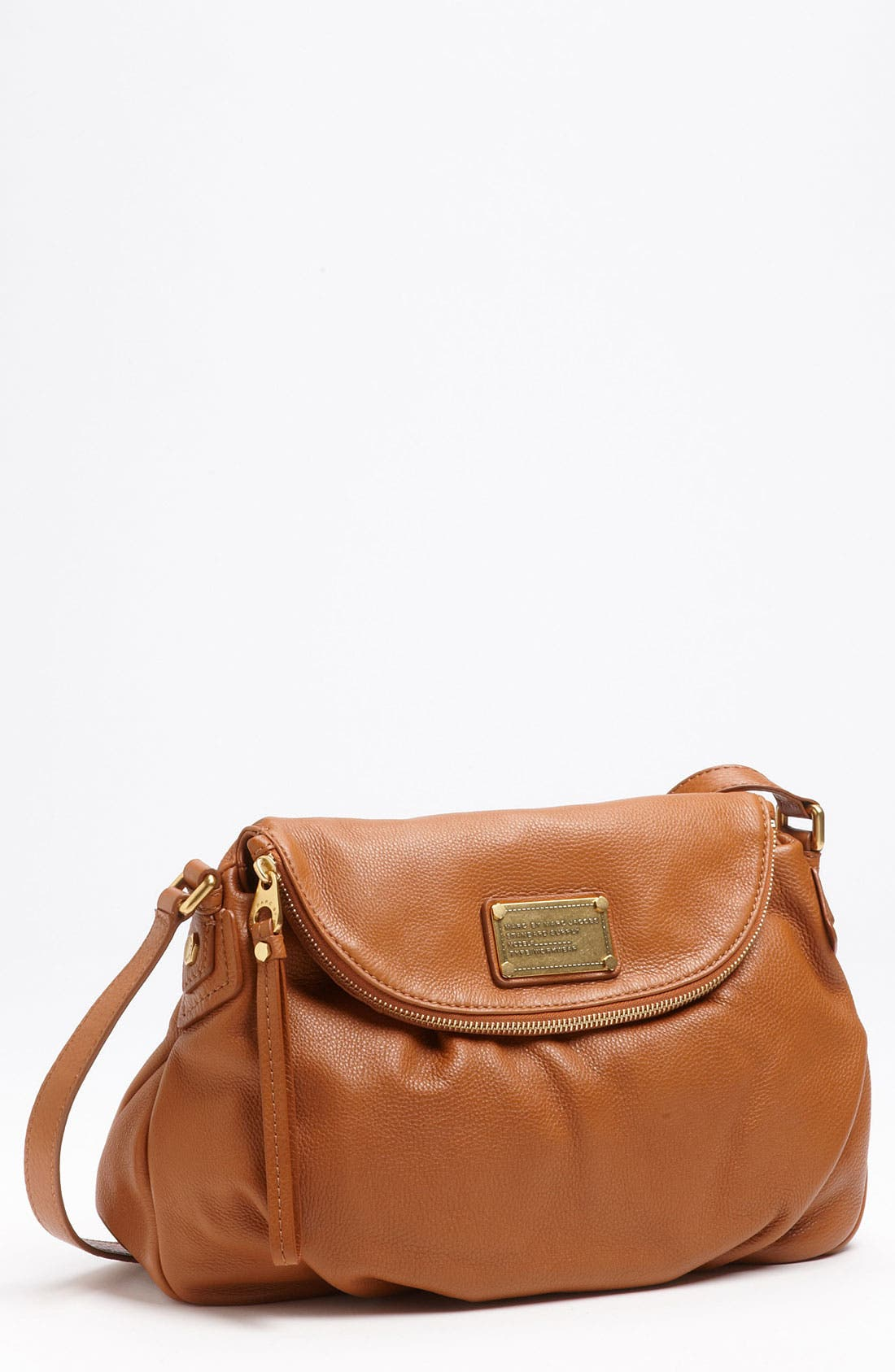 Alternate Image 1 Selected - MARC BY MARC JACOBS 'Classic Q - Natasha' Crossbody Flap Bag, Medium