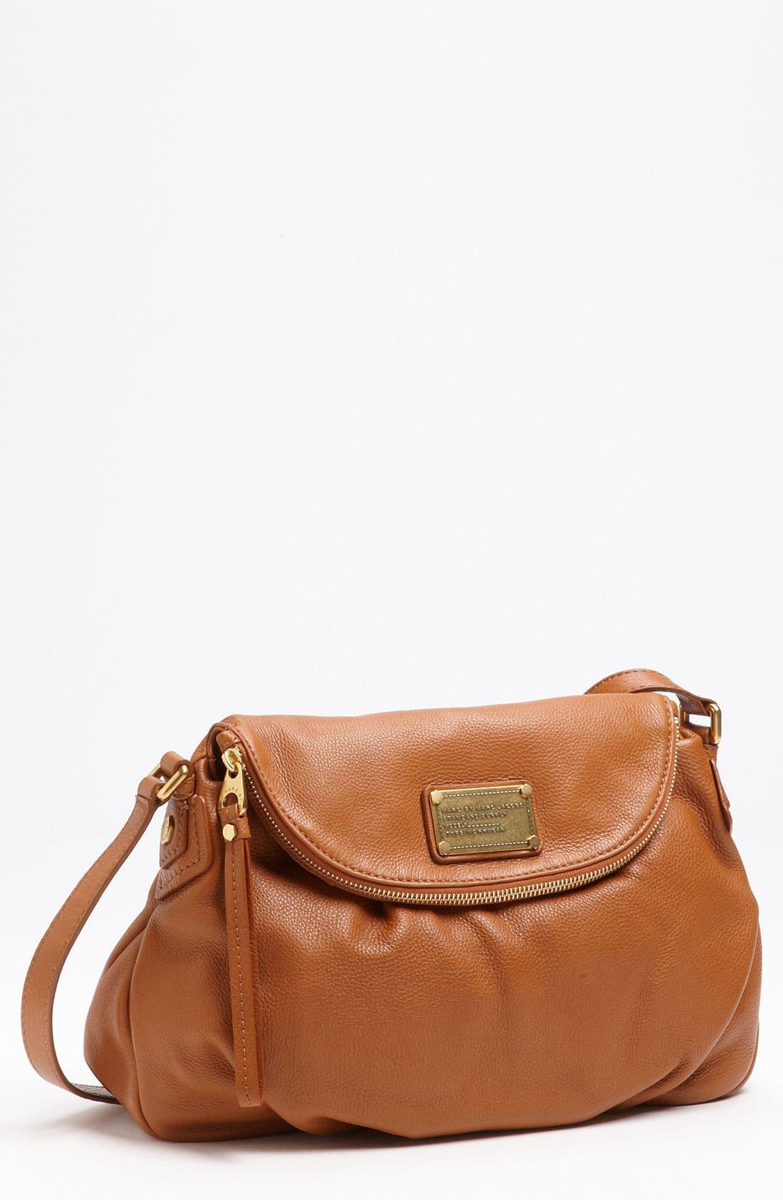 Alternate Image 1 Selected - MARC BY MARC JACOBS 'Classic Q - Natasha' Crossbody Flap Bag