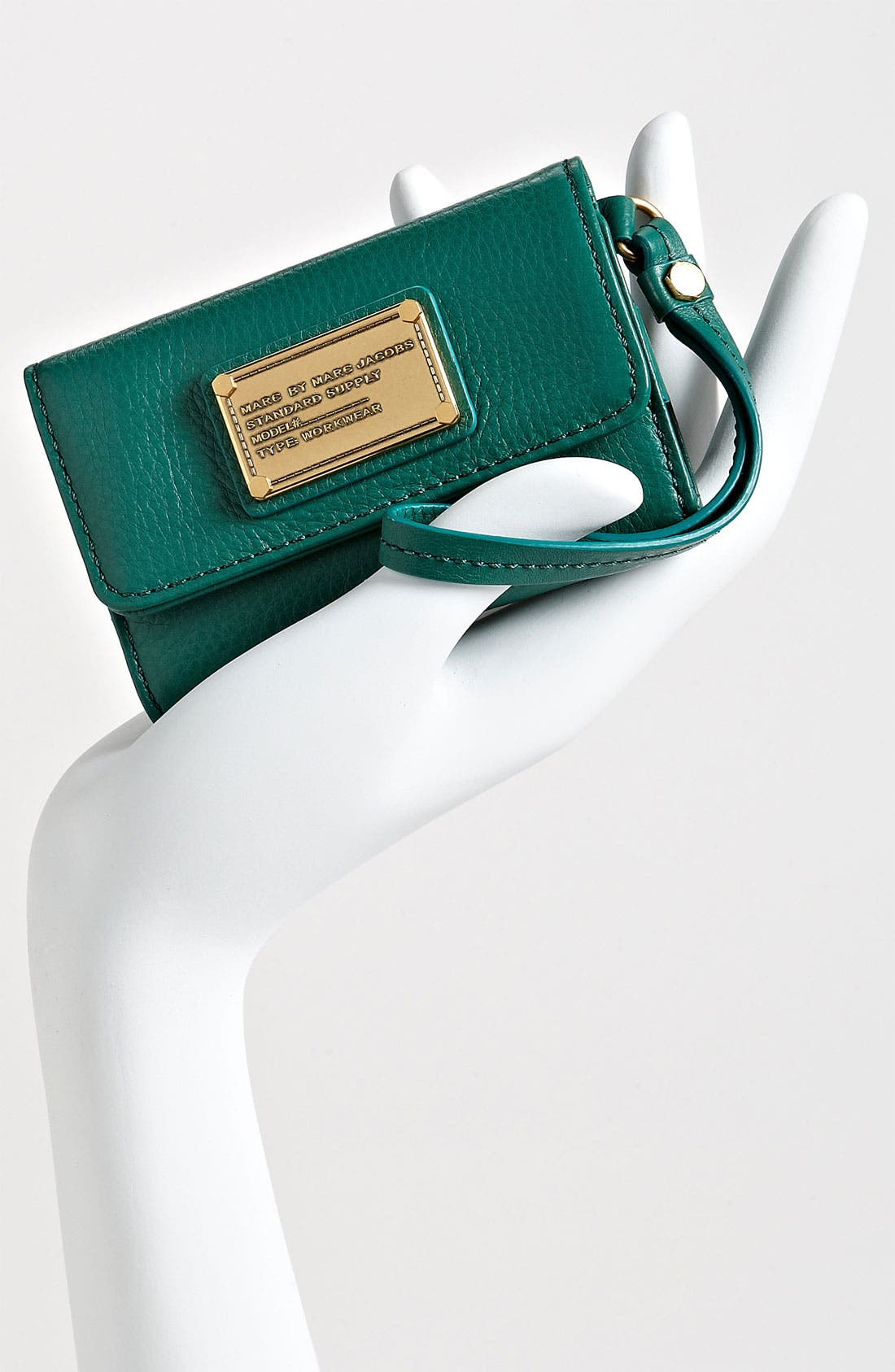 Alternate Image 4  - MARC BY MARC JACOBS 'Classic Q' Phone Wallet