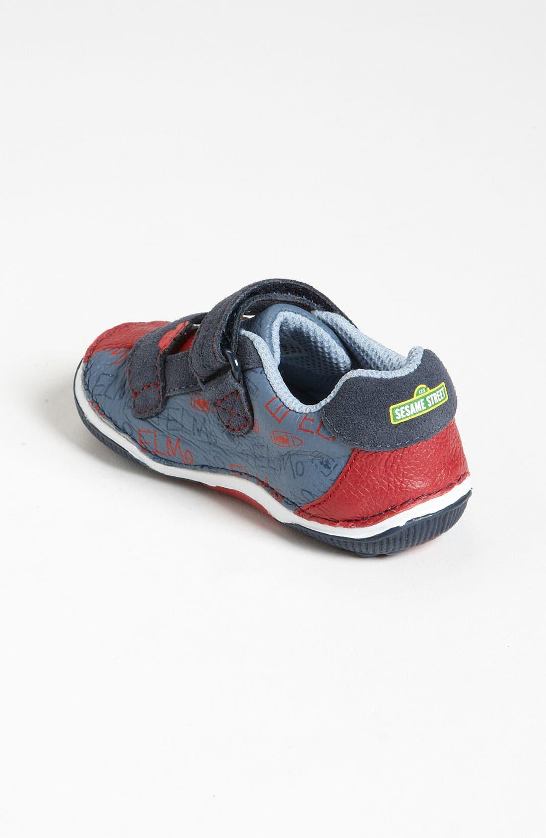 Alternate Image 2  - Stride Rite 'Elmo' Sneaker (Baby, Walker & Toddler)