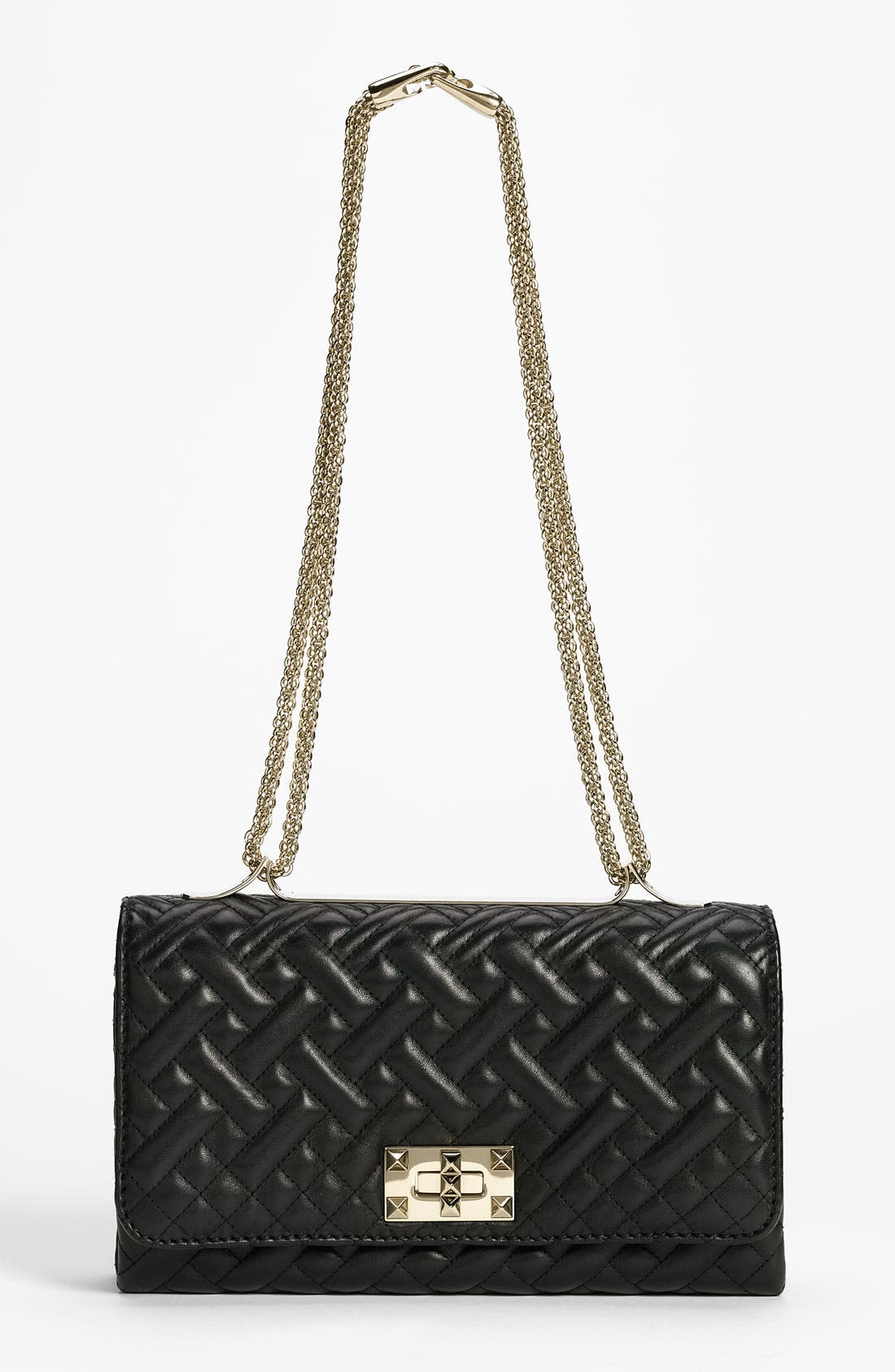 Alternate Image 1 Selected - Valentino 'Girello Flap - Small' Leather Shoulder Bag