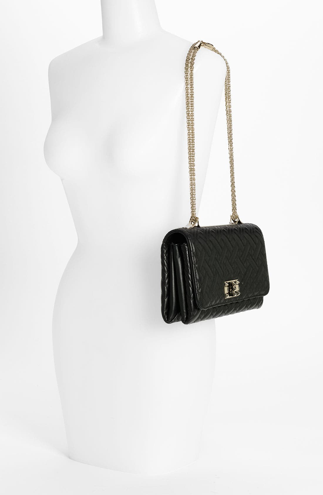 Alternate Image 2  - Valentino 'Girello Flap - Small' Leather Shoulder Bag