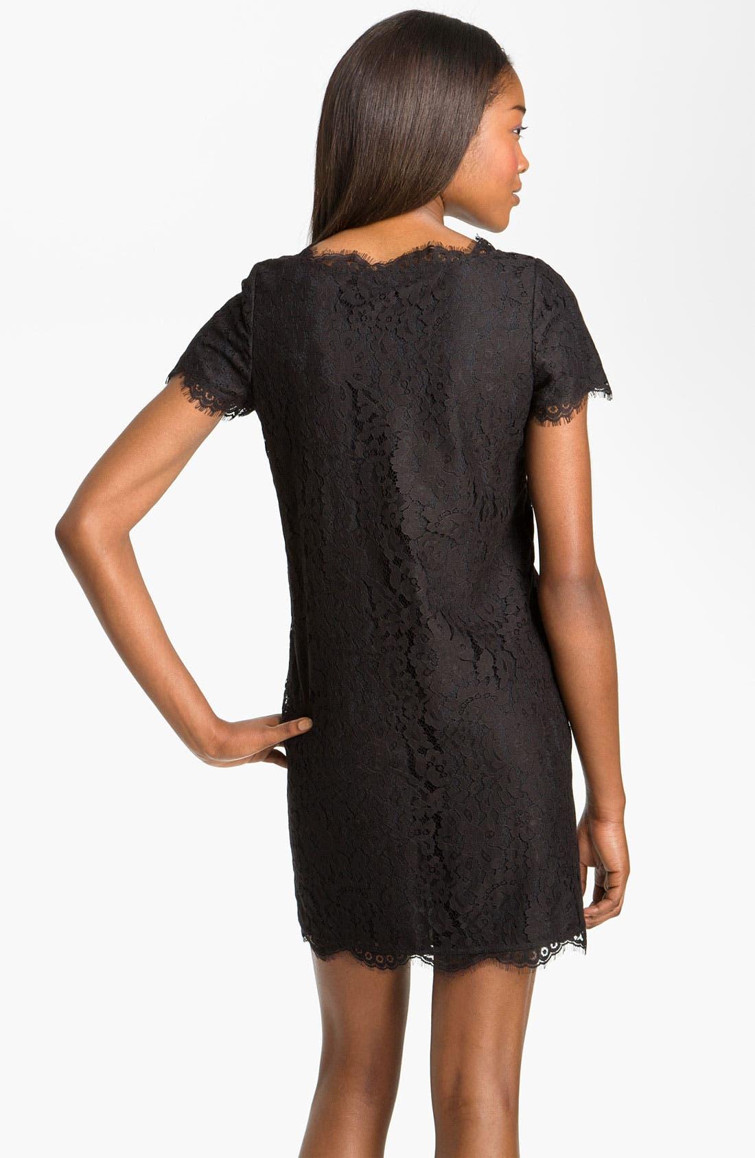 Alternate Image 2  - Joie 'Susina' Lace Shift Dress