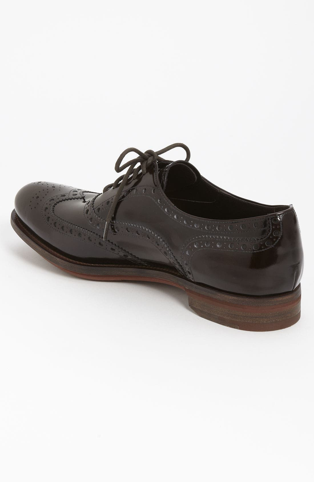 Alternate Image 2  - Prada Wingtip Oxford