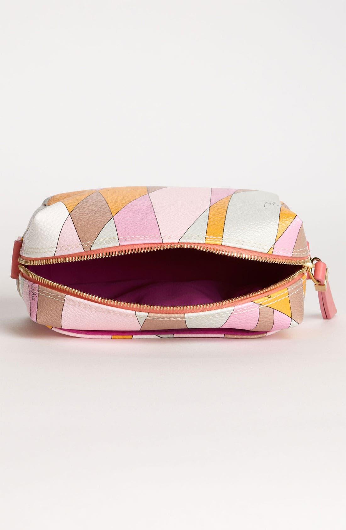 Alternate Image 3  - Emilio Pucci 'Small' Cosmetics Pouch